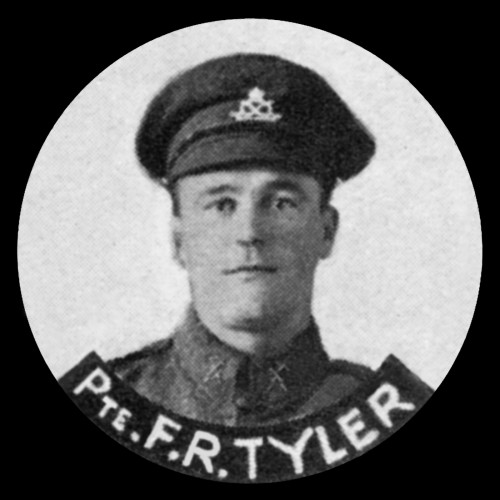 Private Frank Raymond Tyler