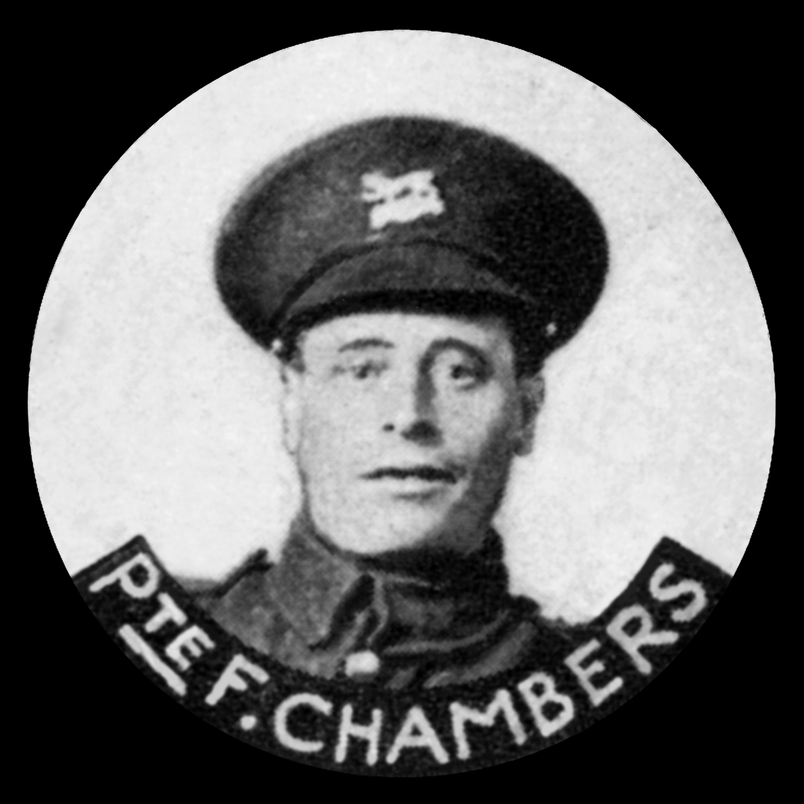 CHAMBERS Frederick