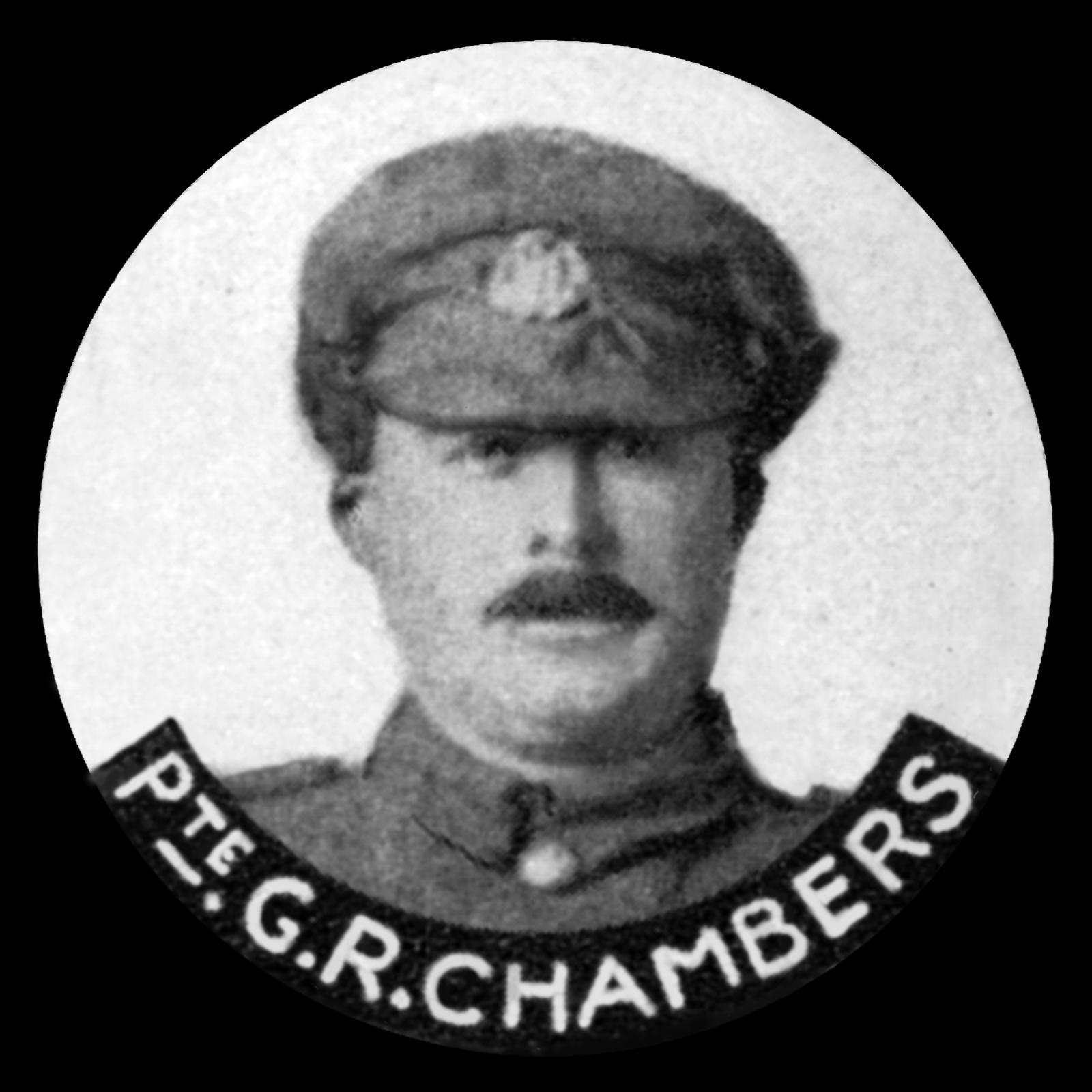 CHAMBERS George Robert