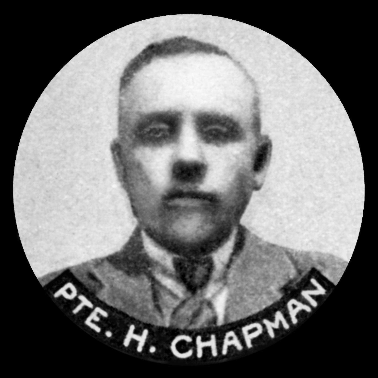 CHAPMAN Henry