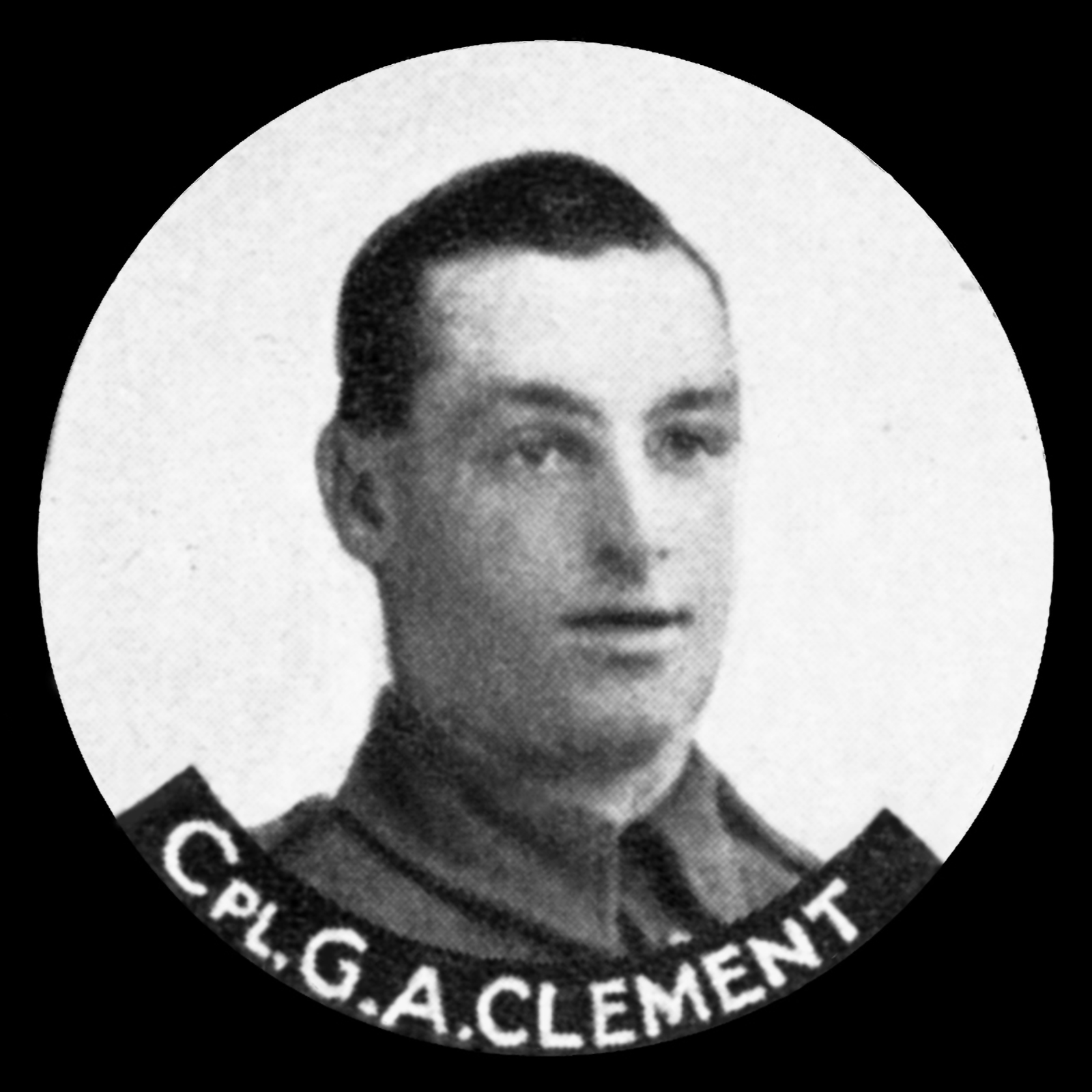 CLEMENT George Alfred