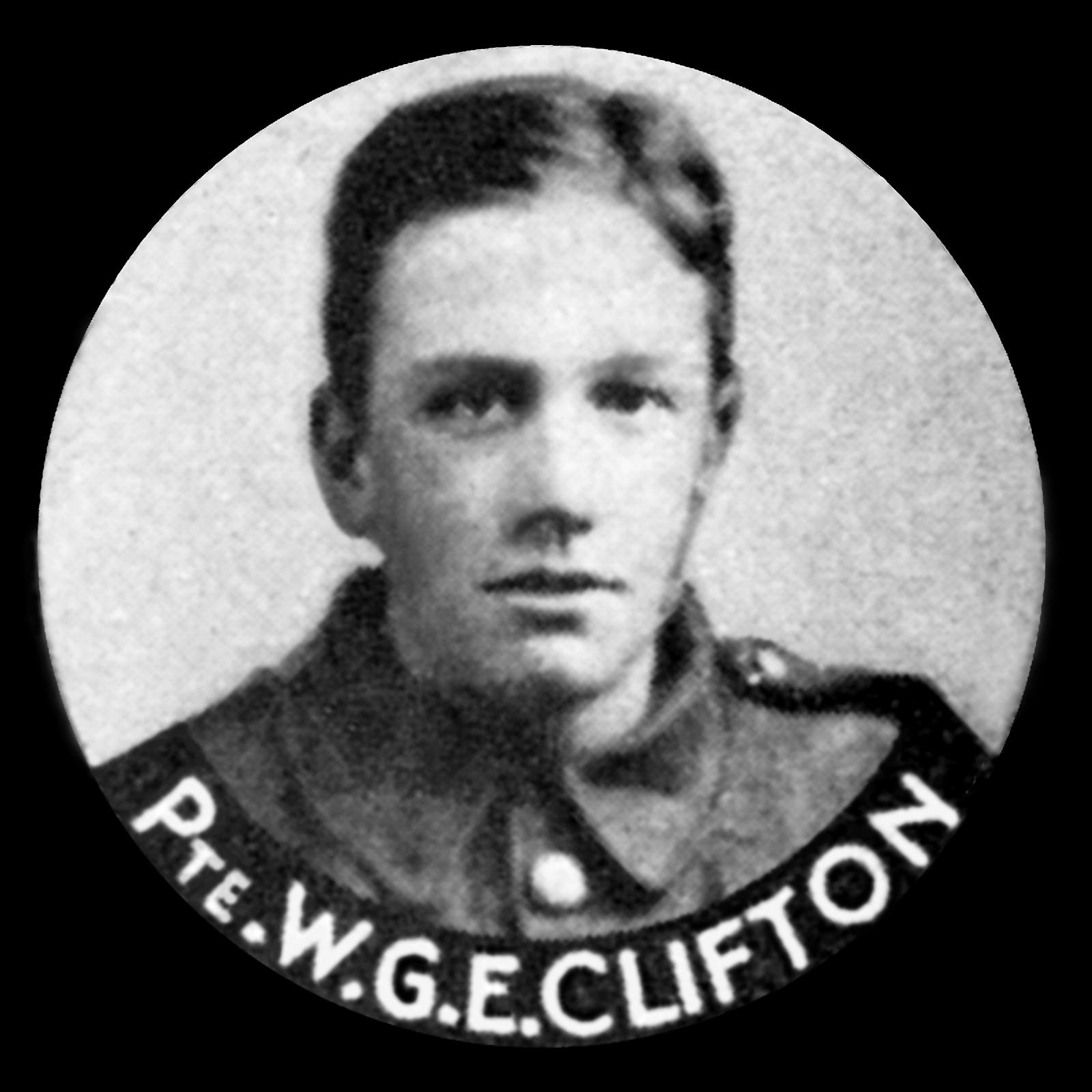CLIFTON William George Edward