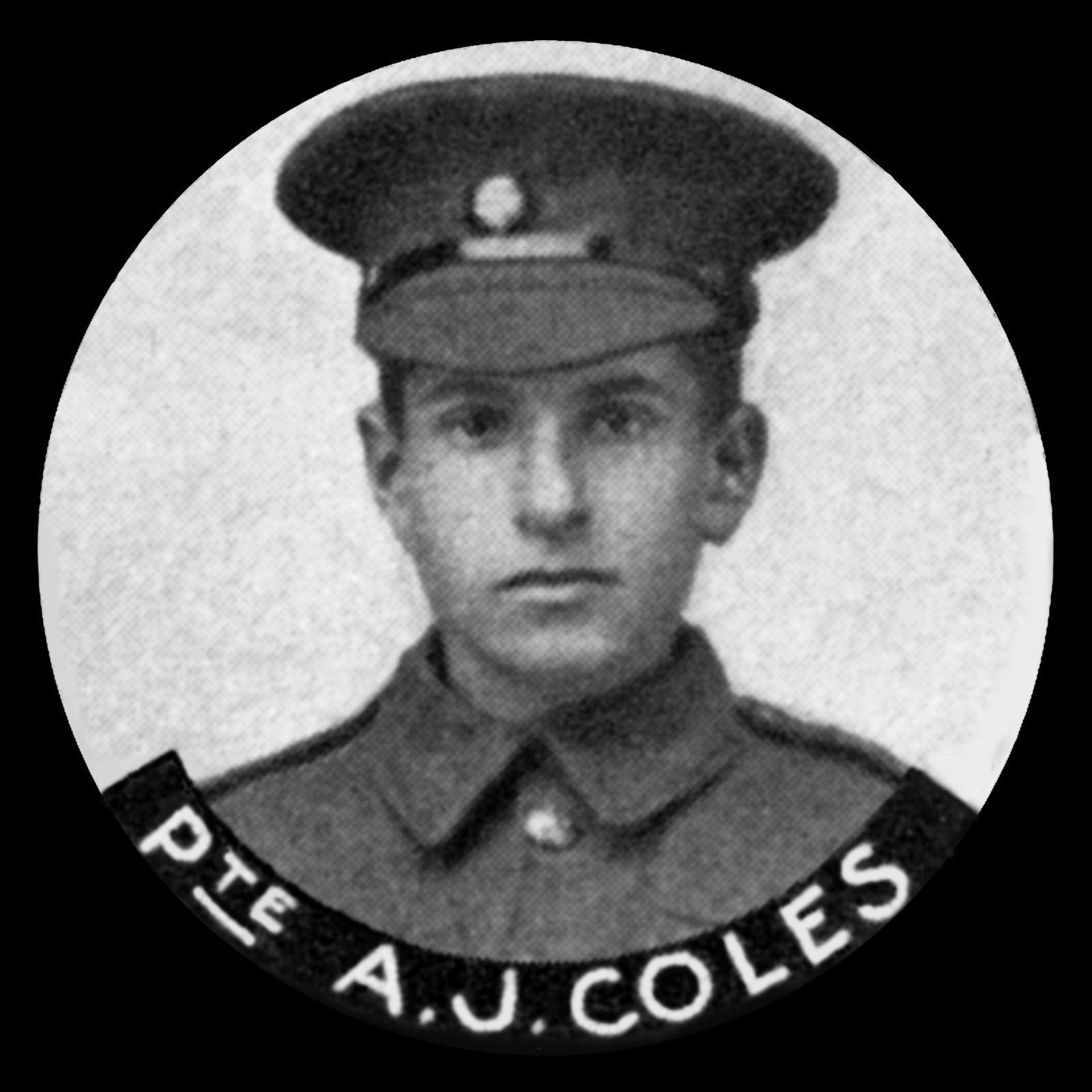 COLES Arthur James
