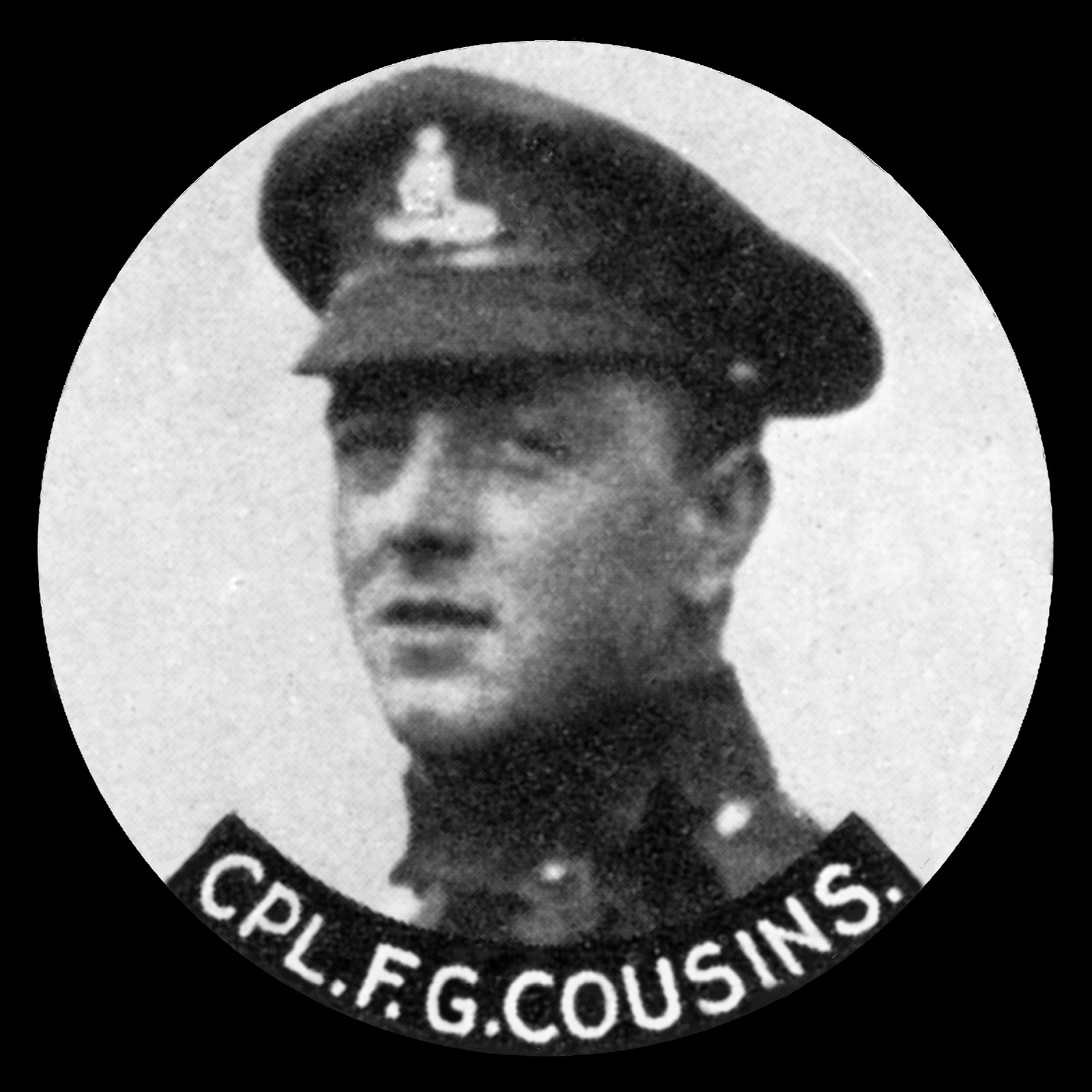 COUSINS Francis Goss