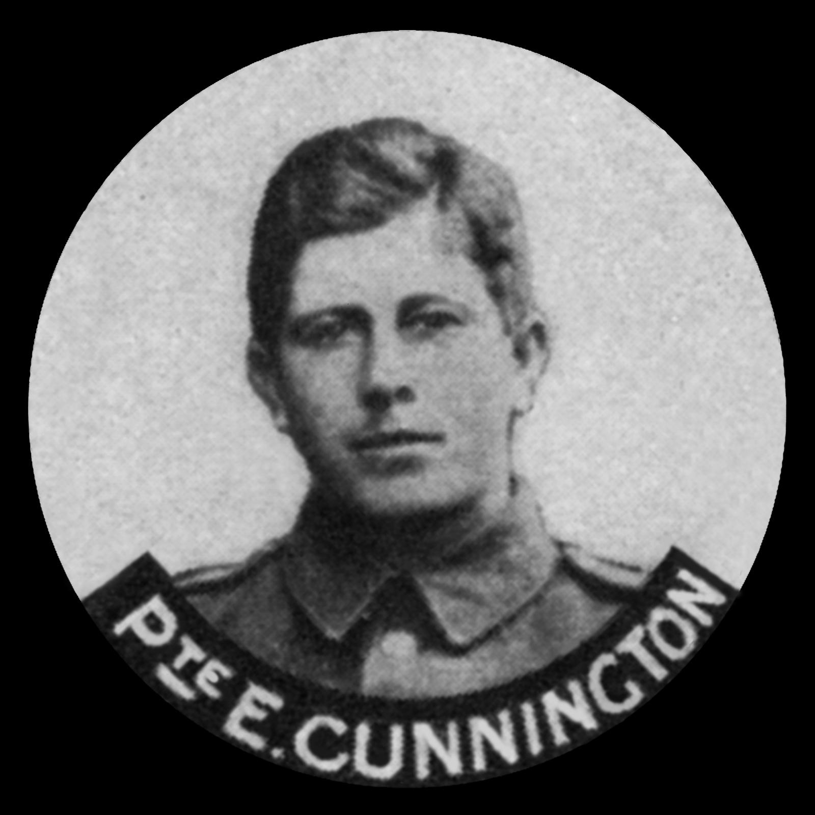 CUNNINGTON Ernest