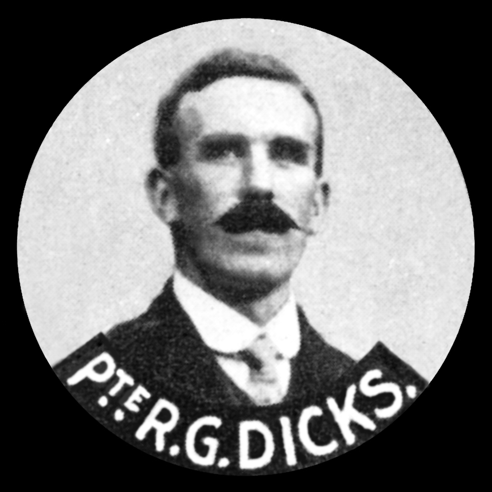 DICKS Robert George