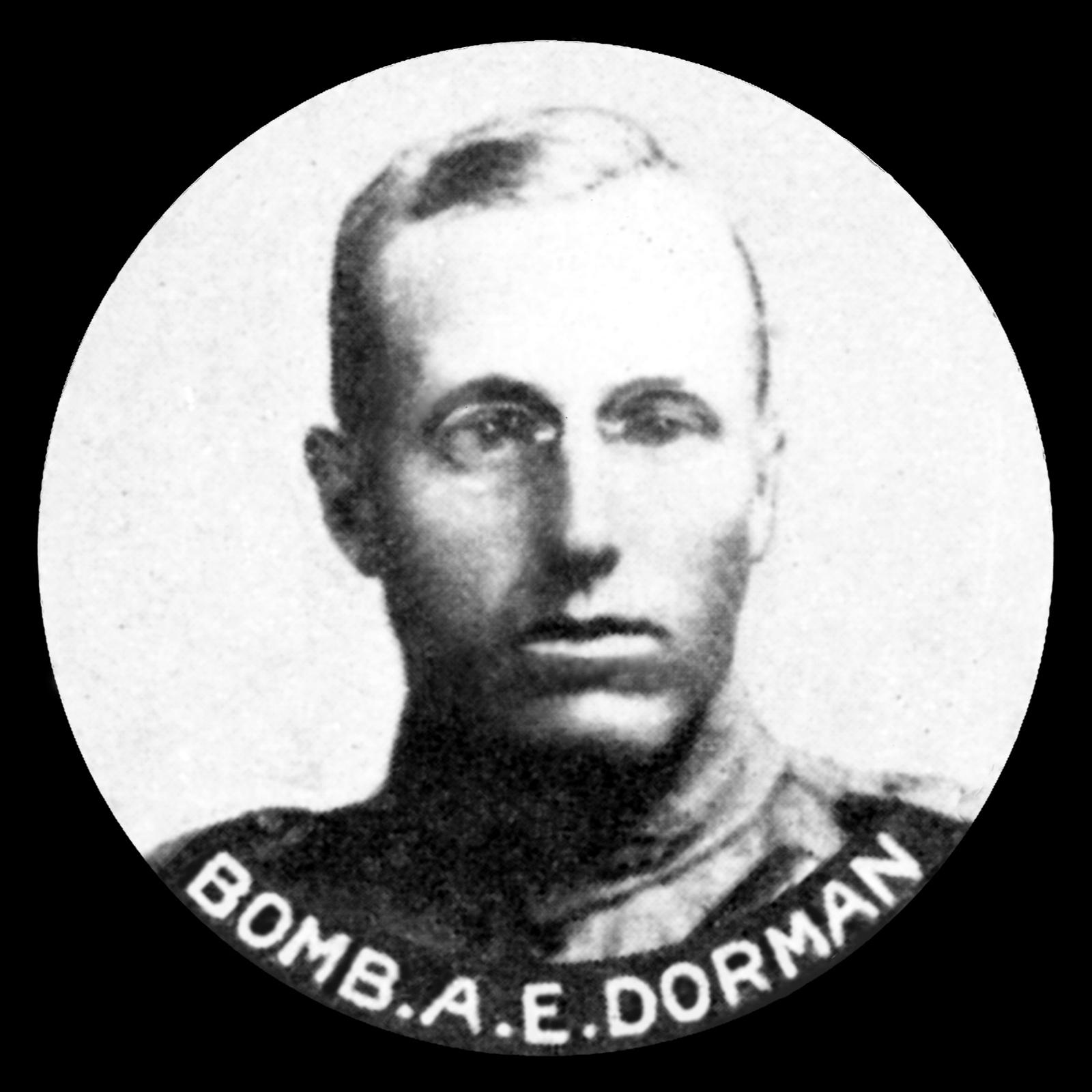 DORMAN Arthur Edward
