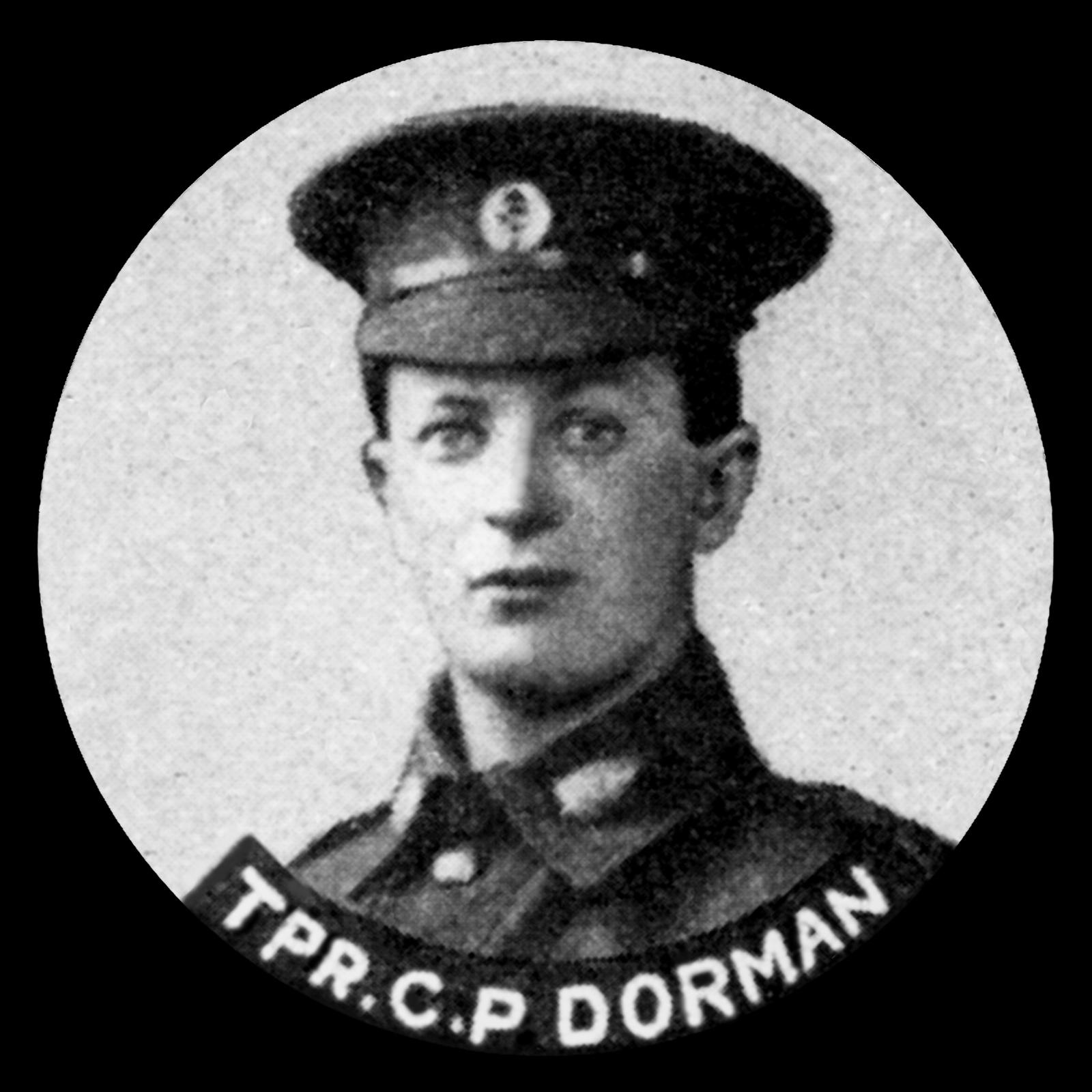 DORMAN Charles Percy