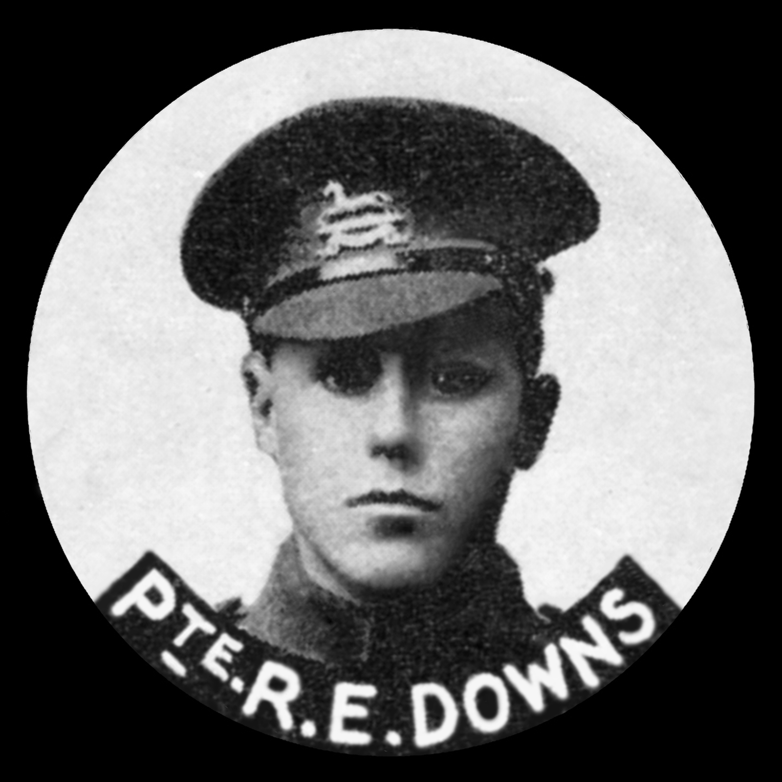 DOWNS Reginald Ernest