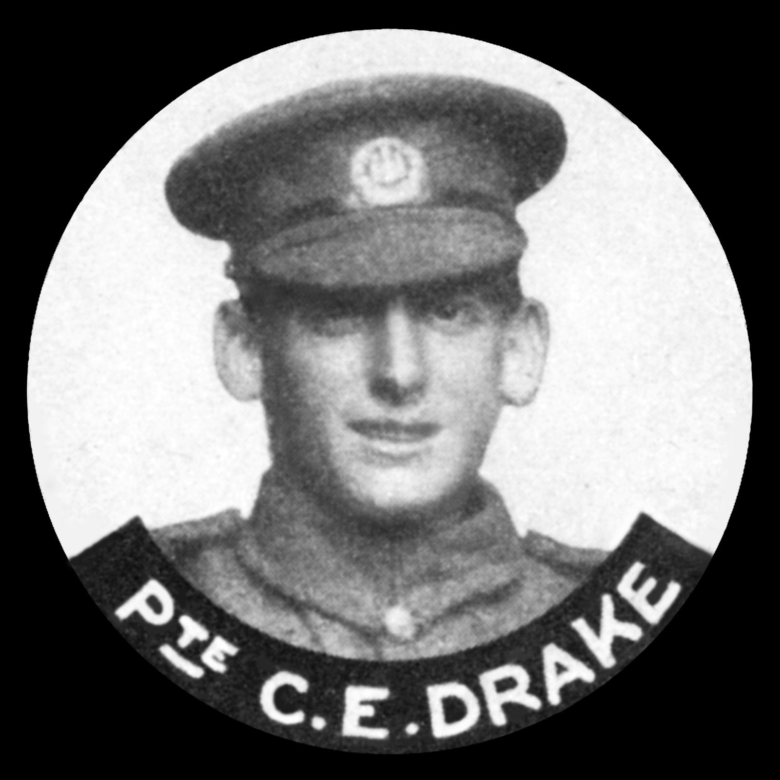 DRAKE Cecil Edward