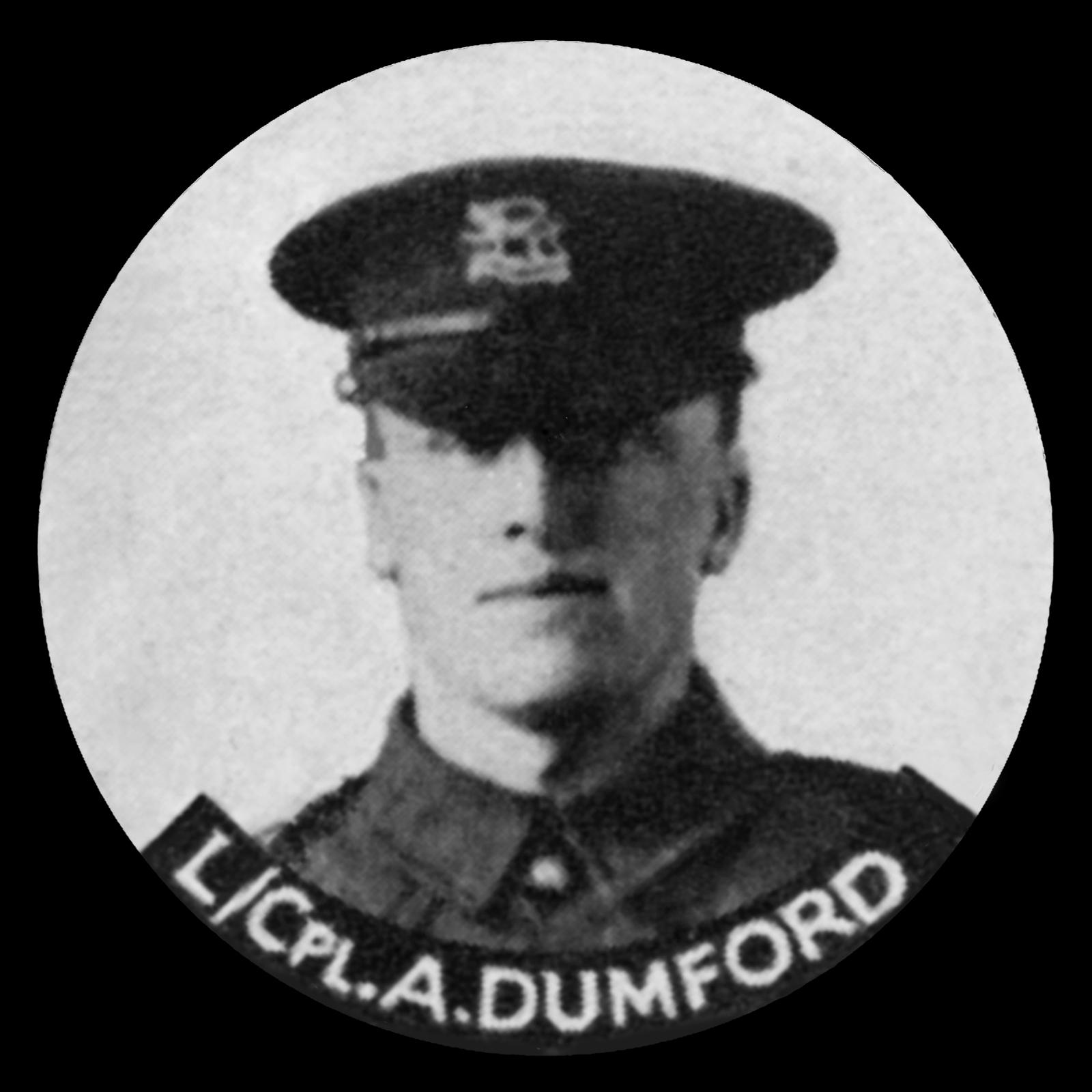 DUMFORD Arthur