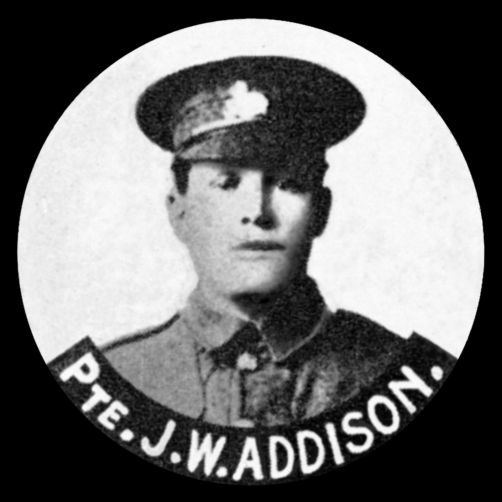 ADDISON James William