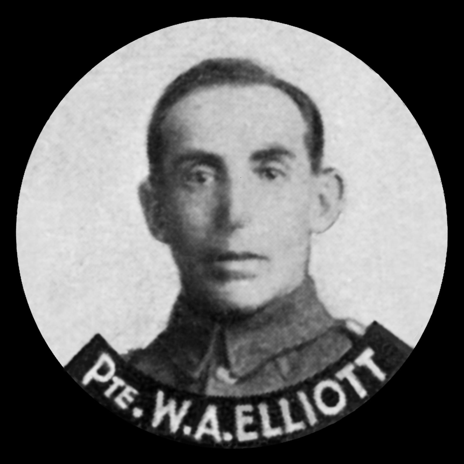 ELLIOTT William Alfred