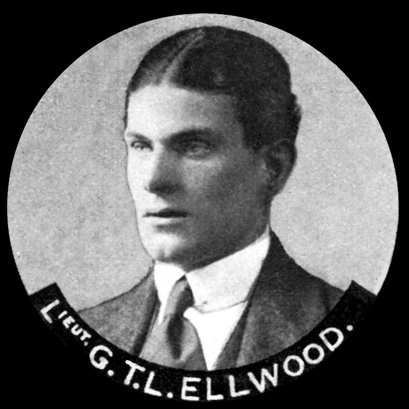 ELLWOOD Geoffrey Thomas Lovick