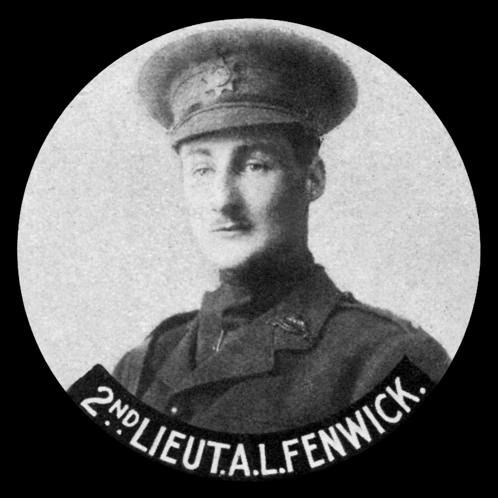 FENWICK Anthony Lional
