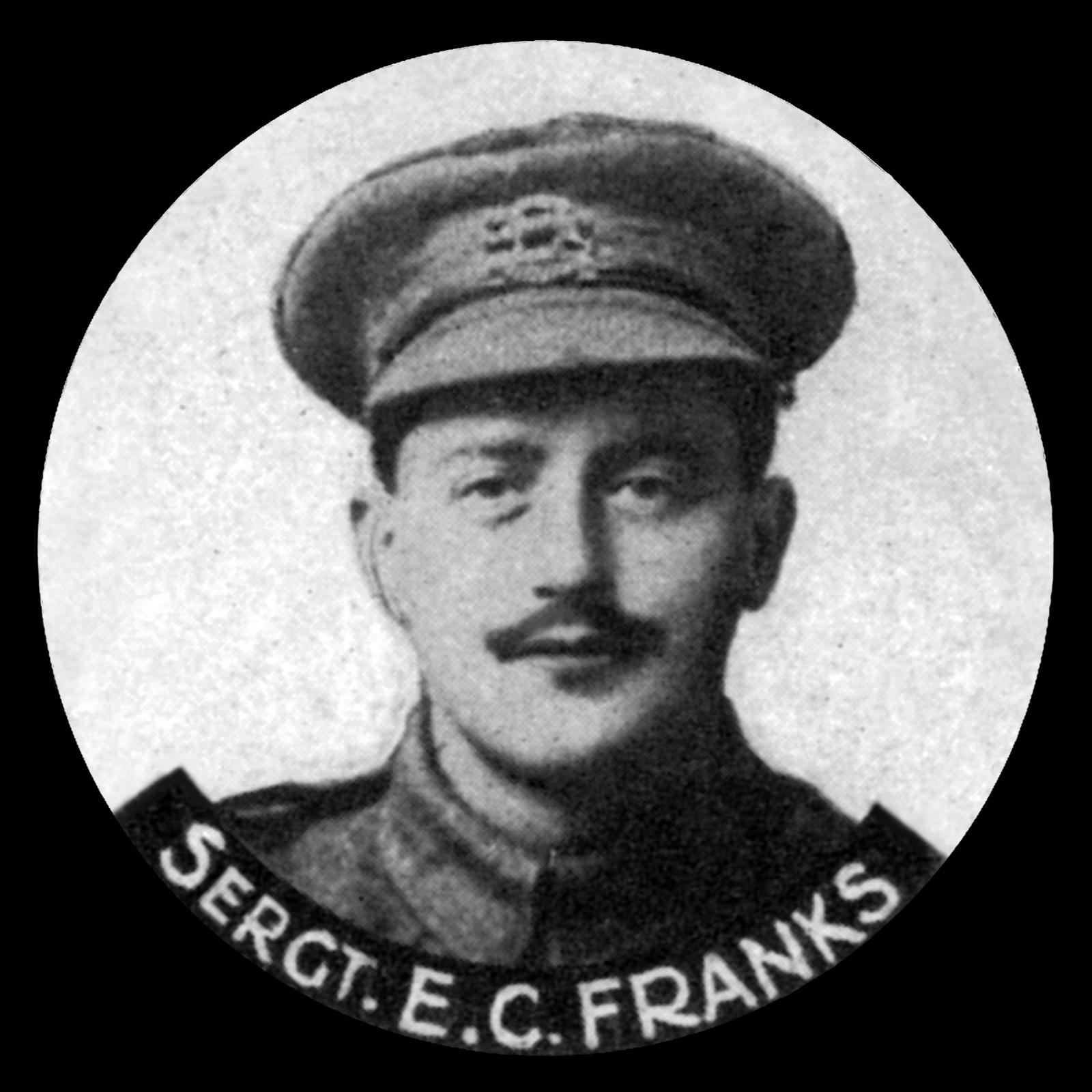 FRANKS Edward Cartwright