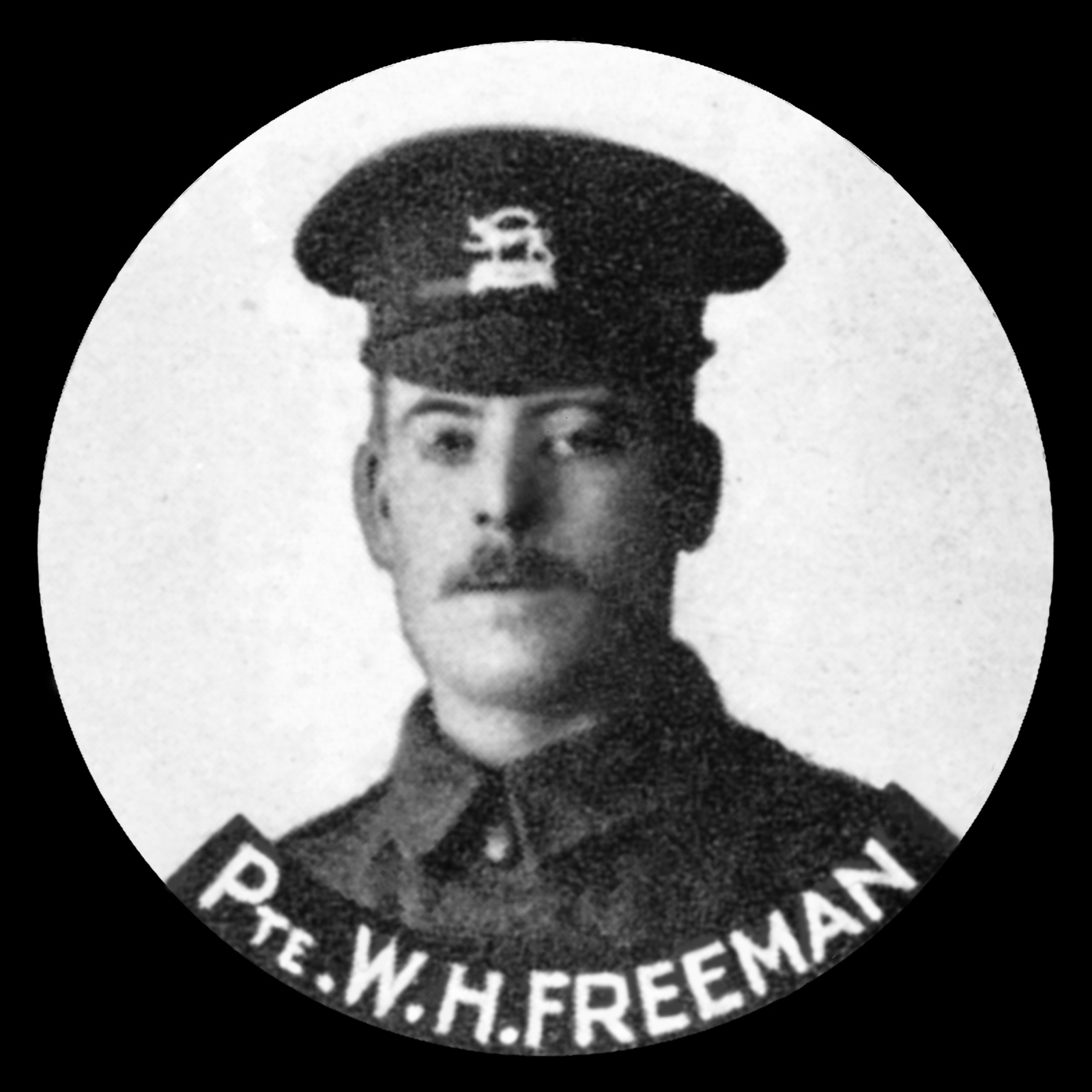 FREEMAN William Henry