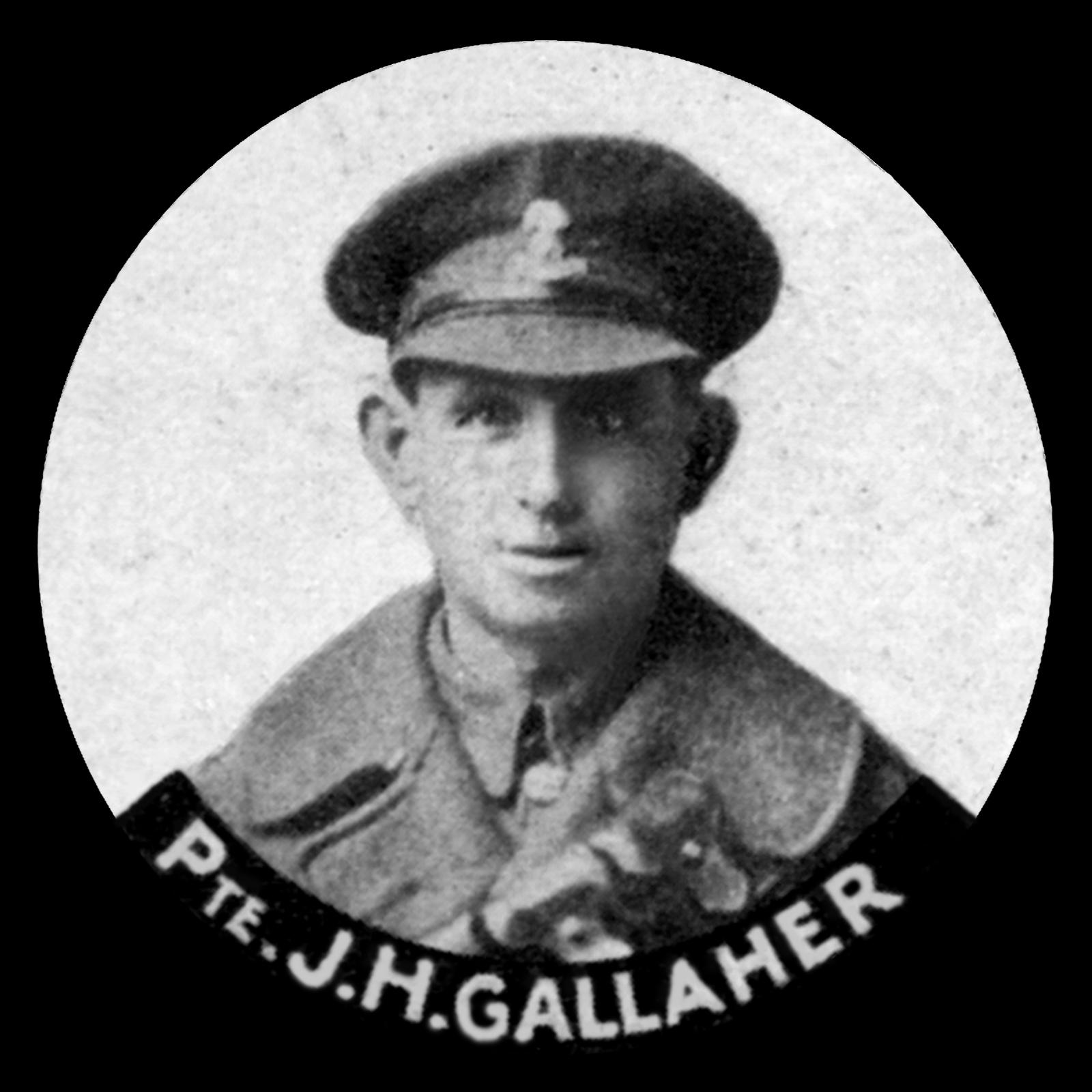GALLAHER John Henry