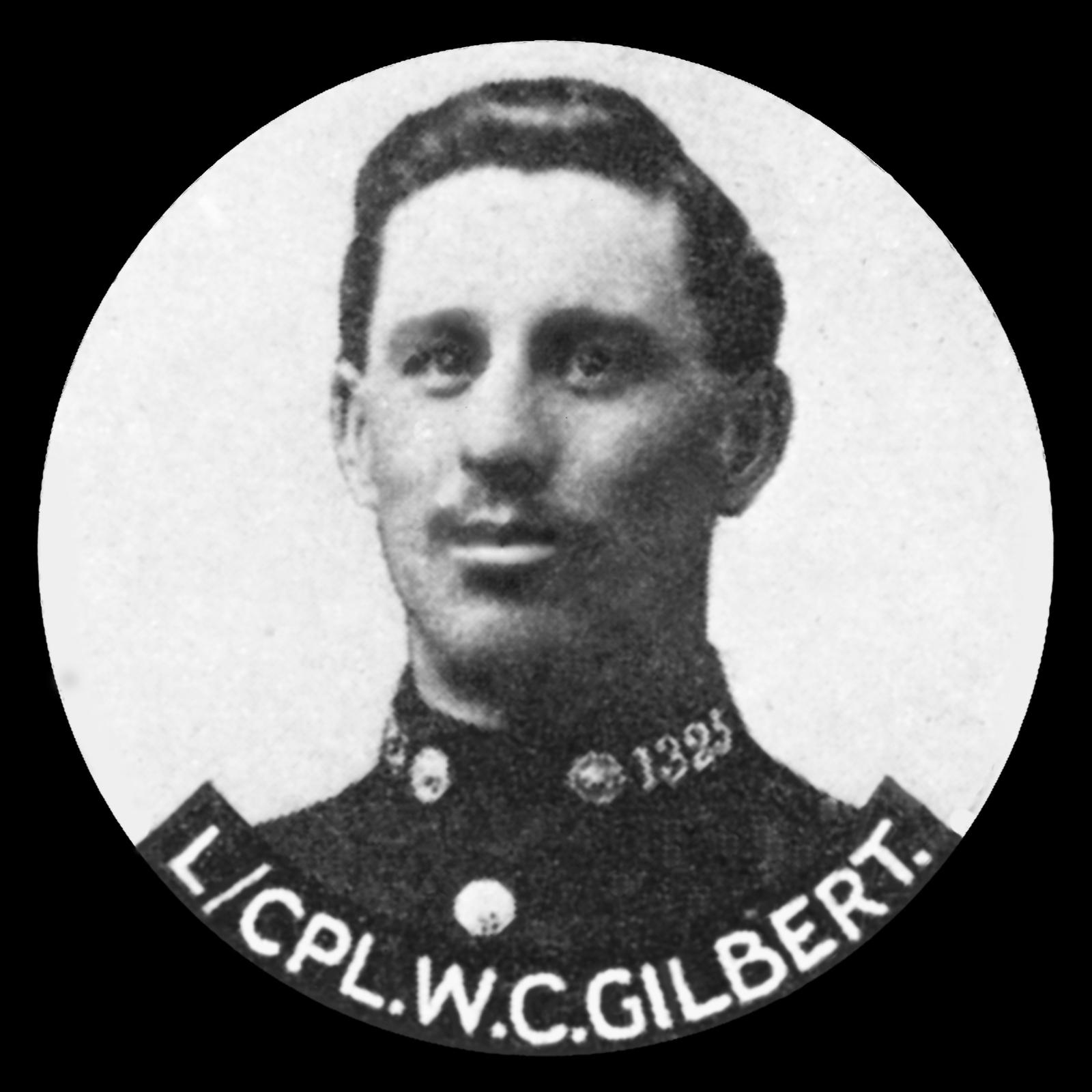 GILBERT Walter Charles