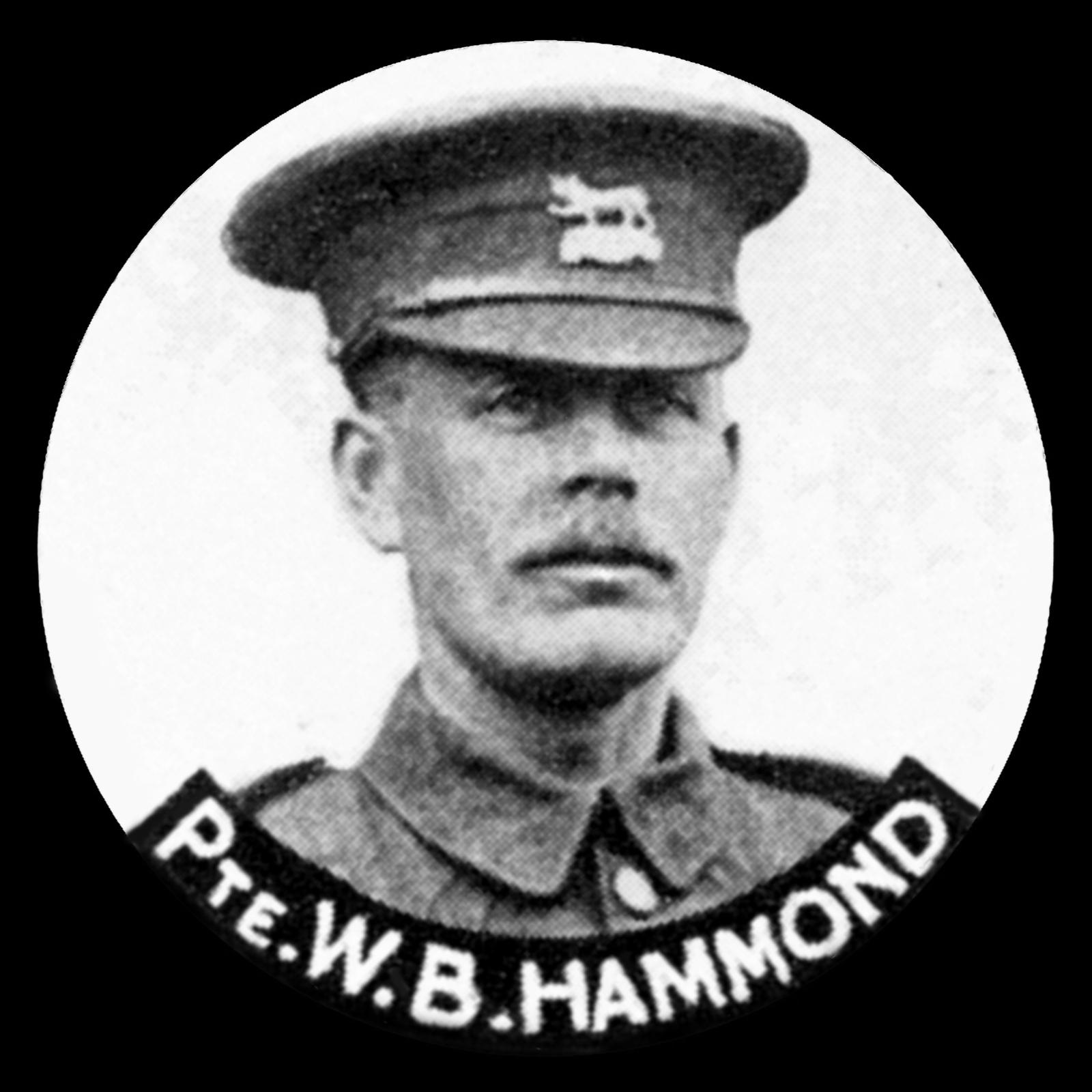 HAMMOND William Bent
