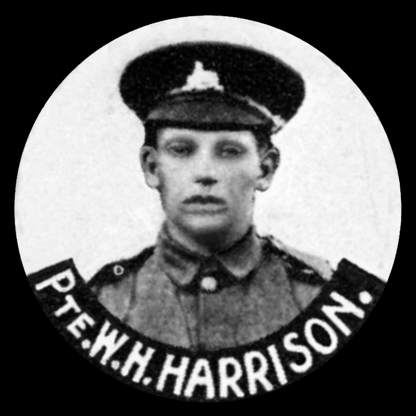 HARRISON Wilfred Harry