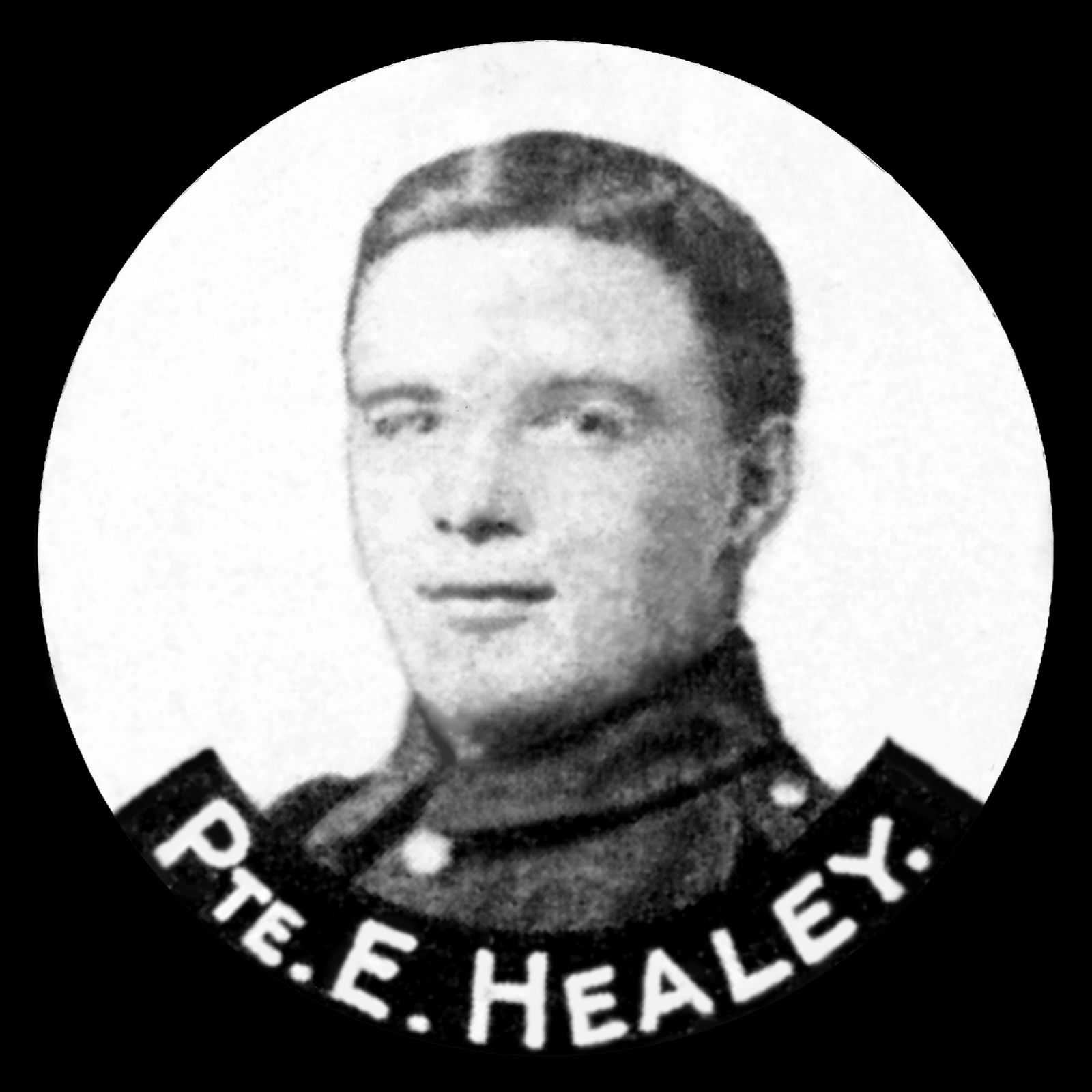 HEALEY Thomas Edward