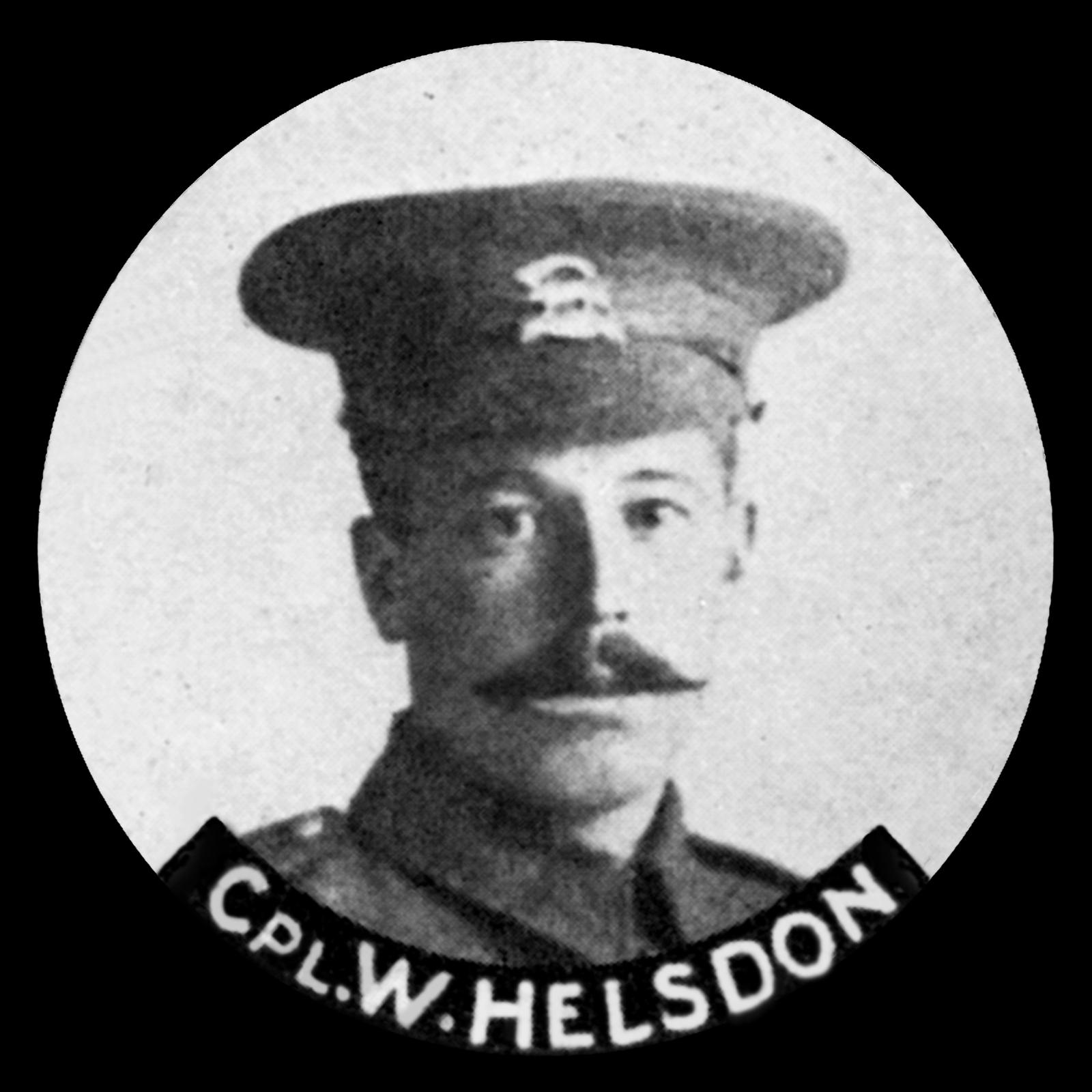 HELSDON William
