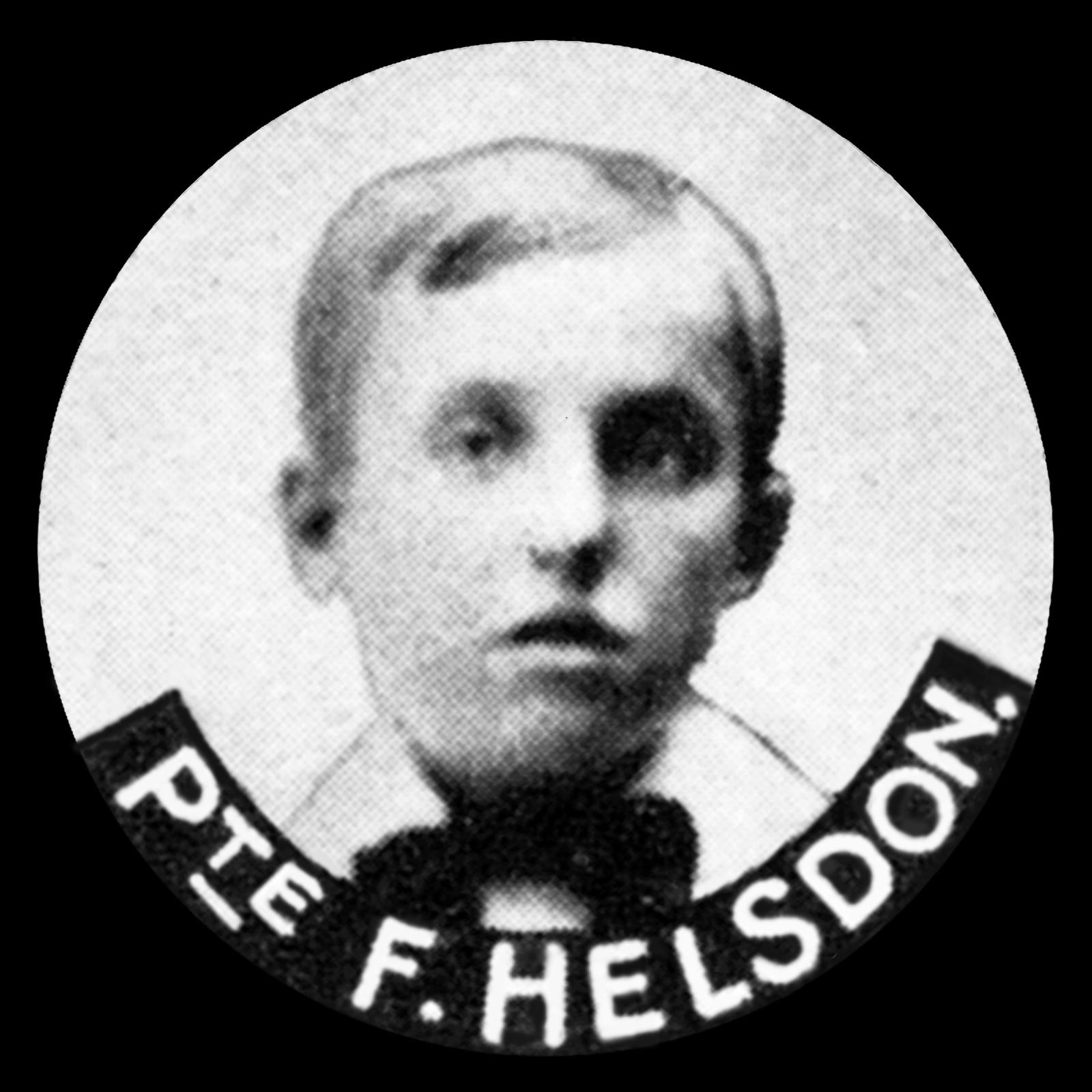 HELSDON Frank