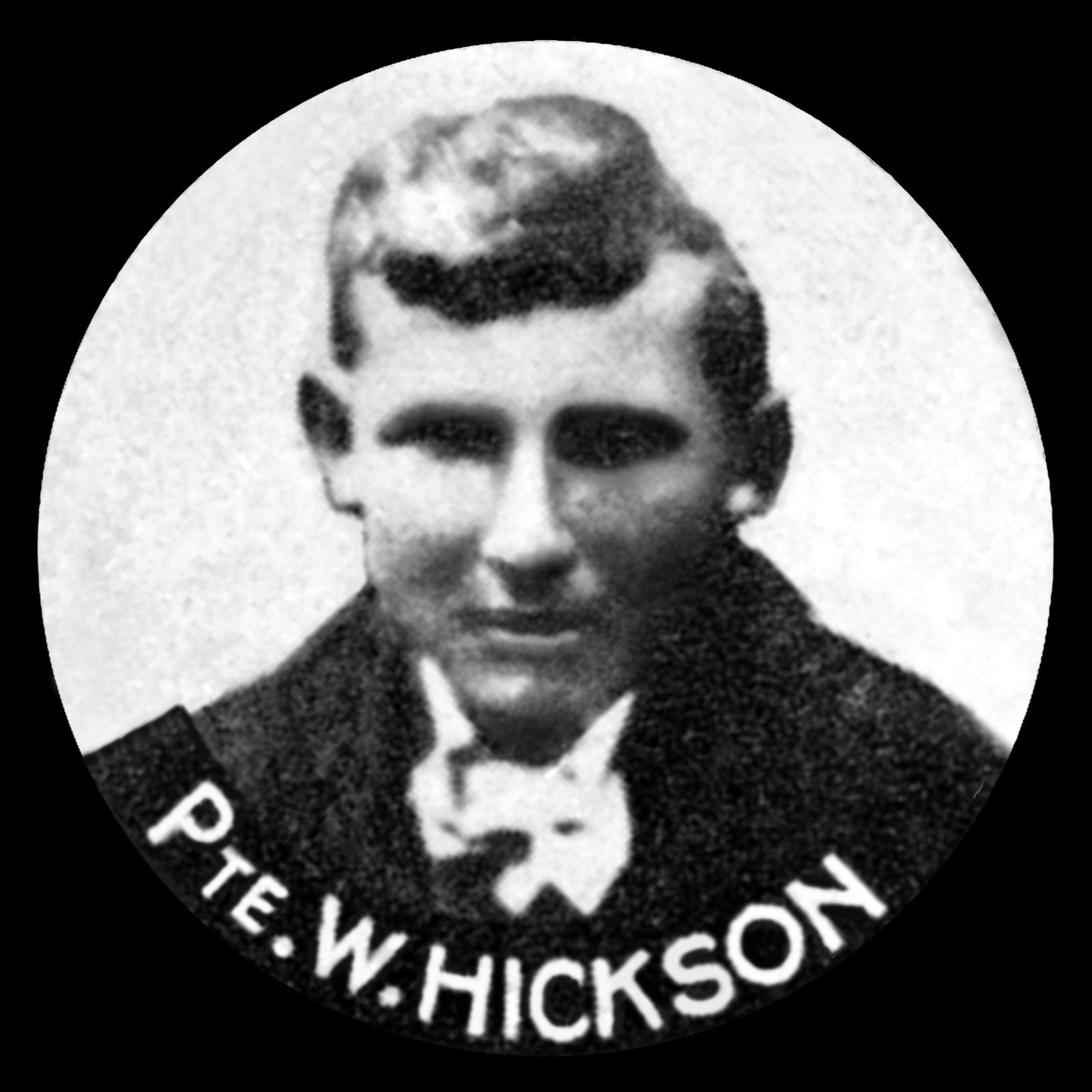HICKSON William