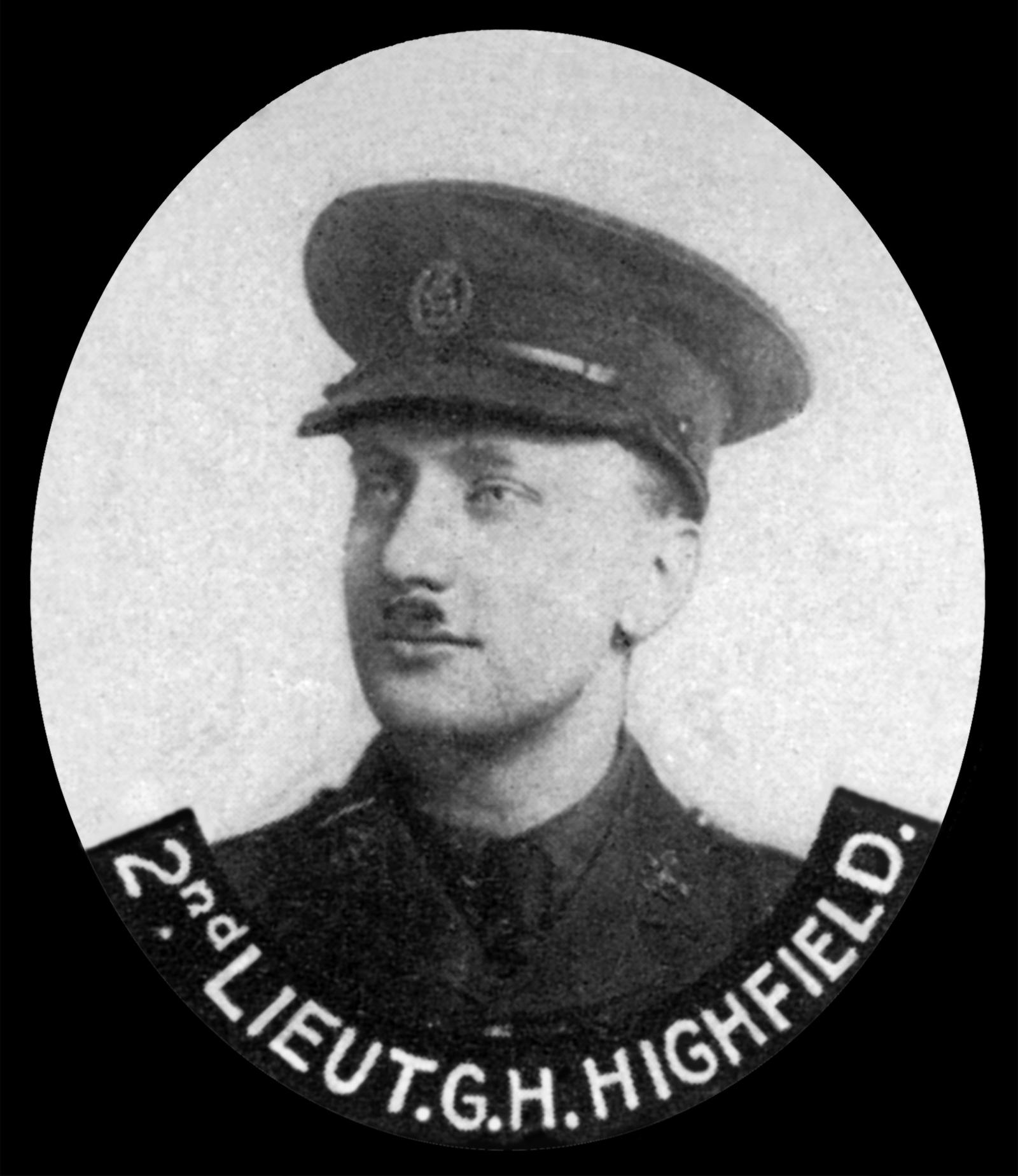 HIGHFIELD George Harold
