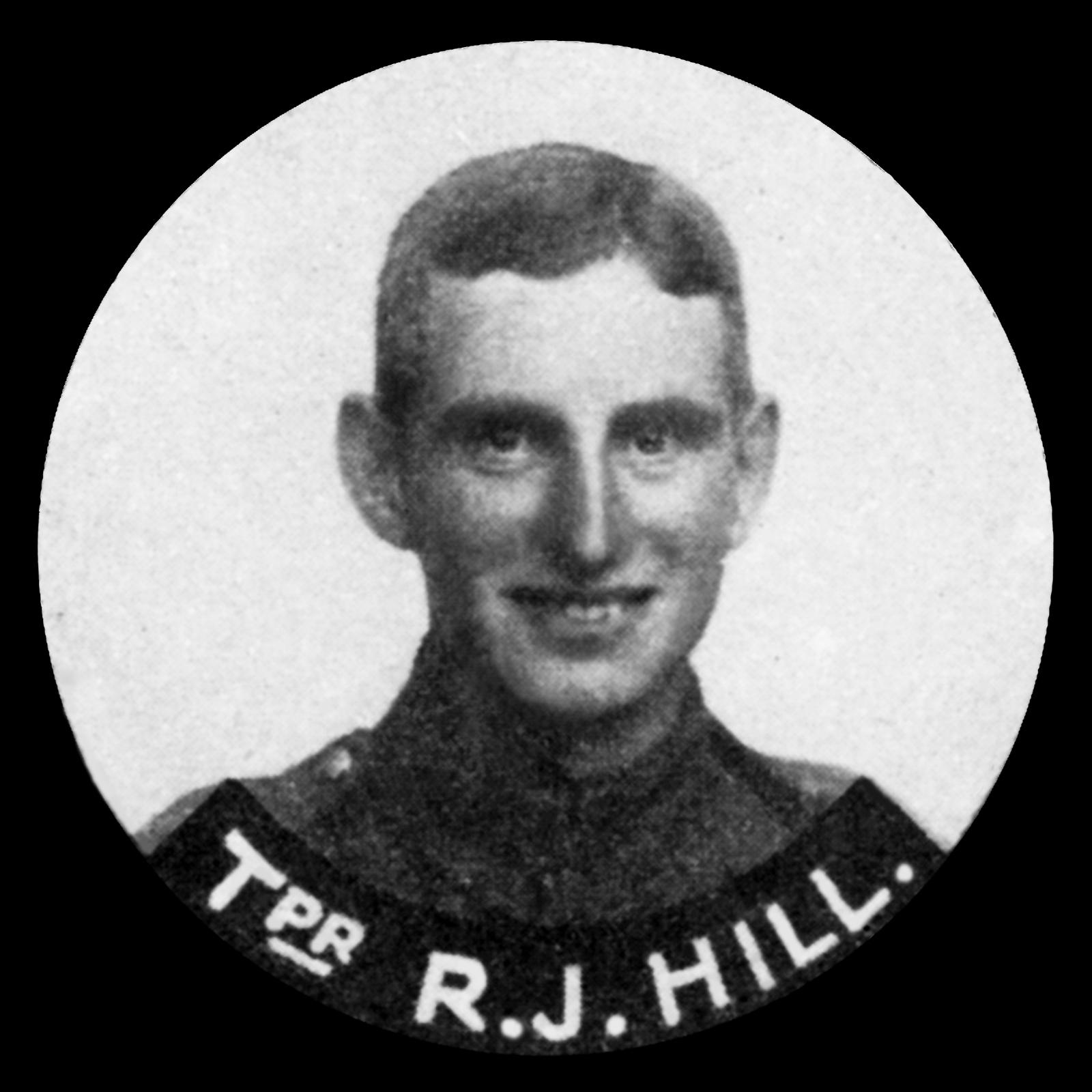 HILL Robert Johnson