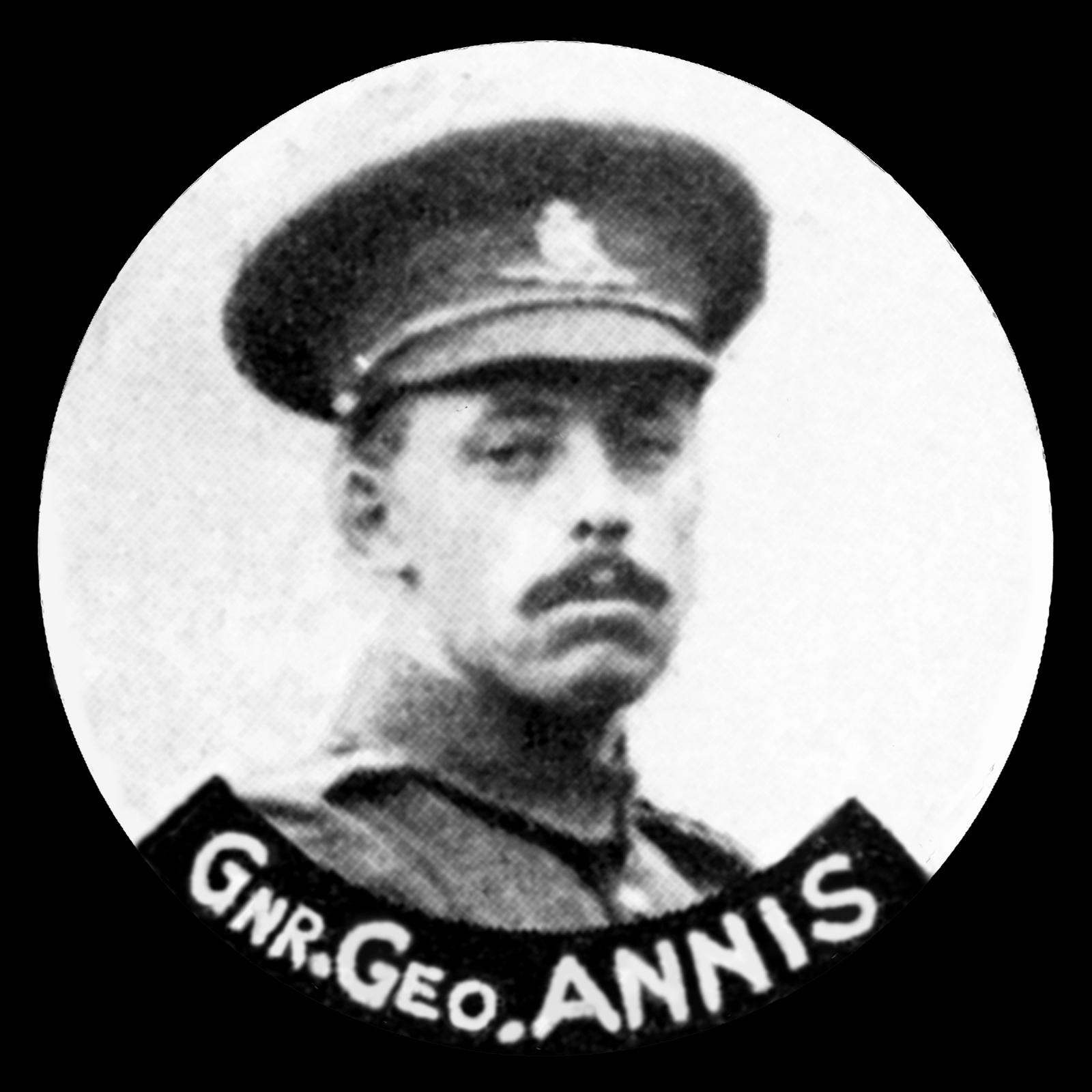 ANNIS George
