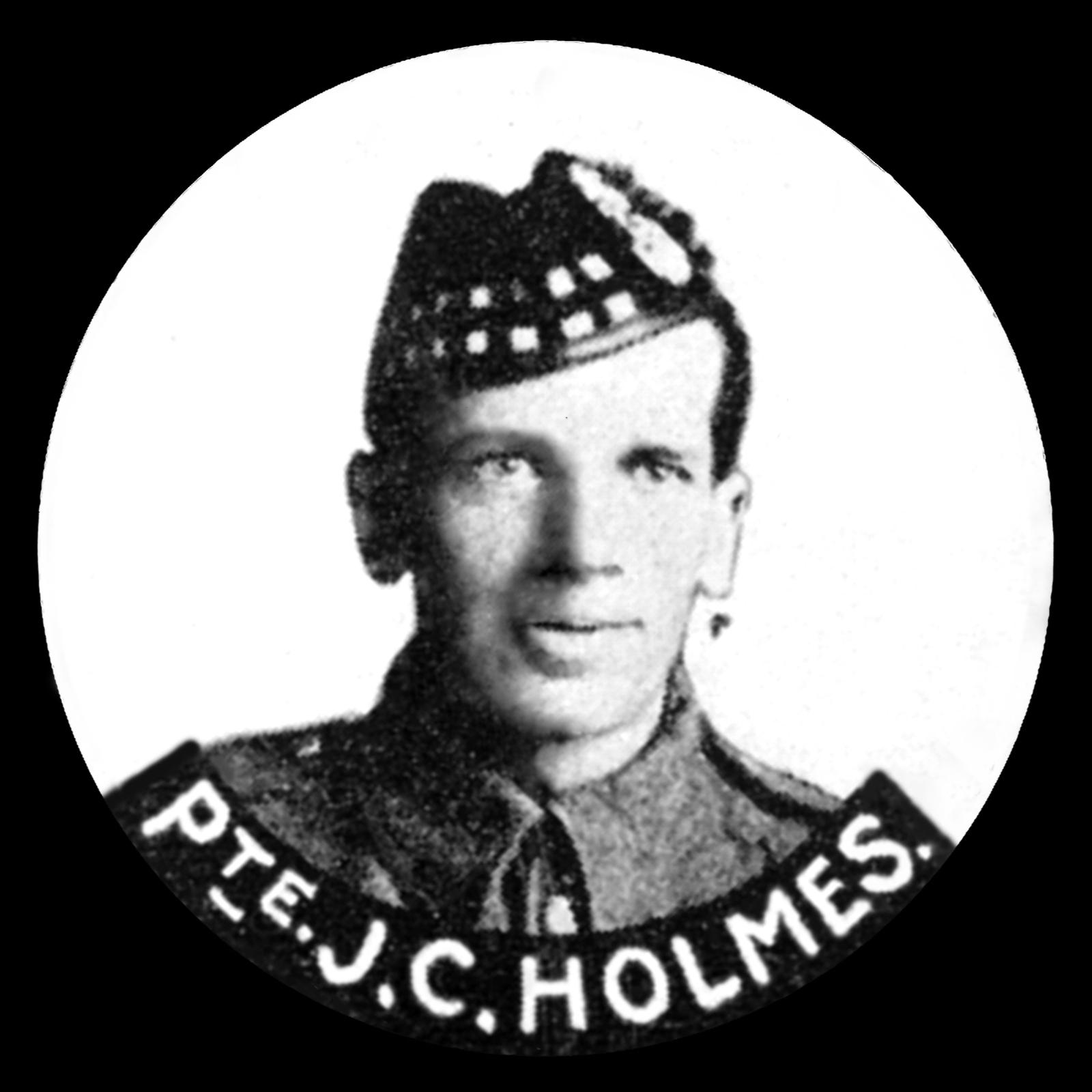 HOLMES John Charles