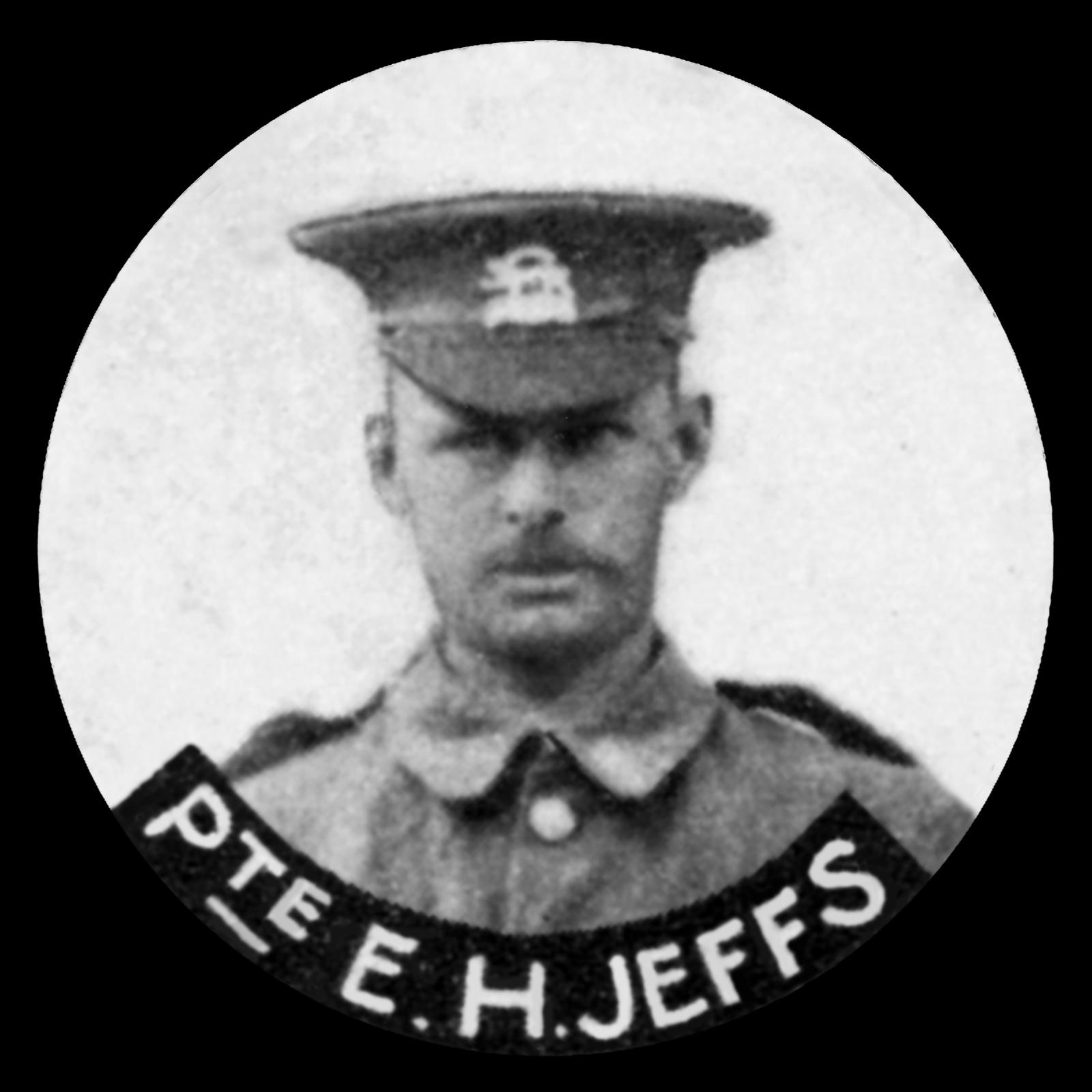 JEFFS Ernest Henry