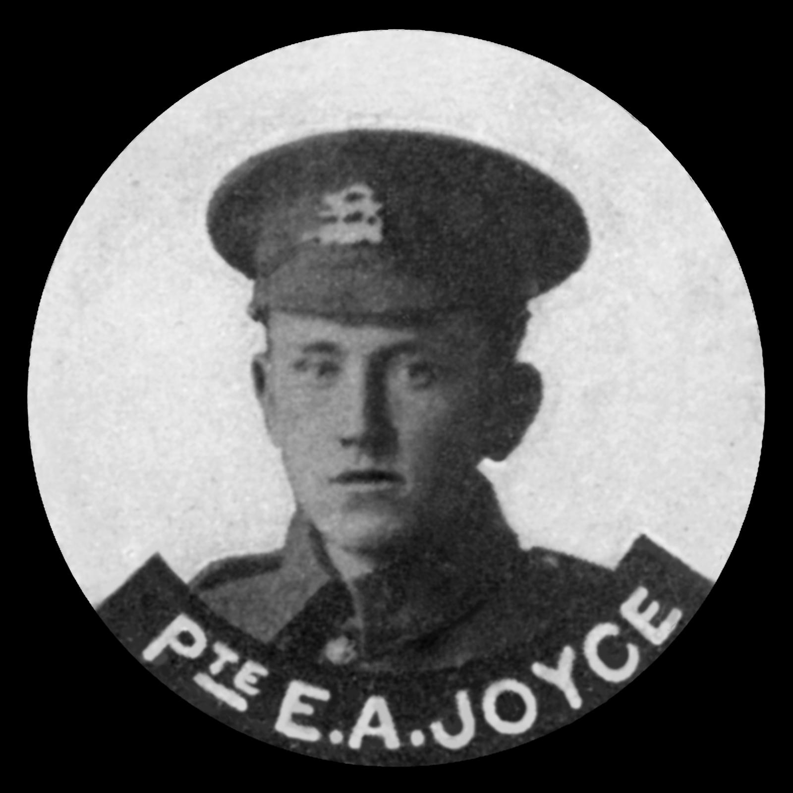 JOYCE Edmund Alfred