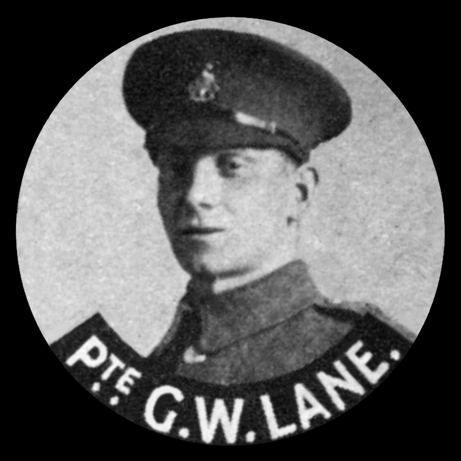 LANE George William