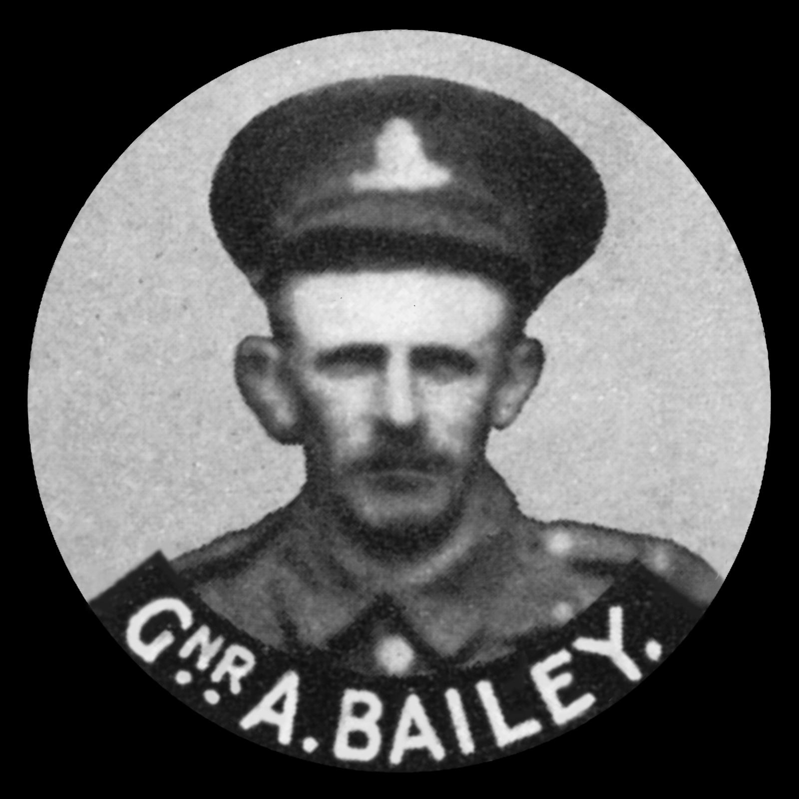BAILEY Arthur
