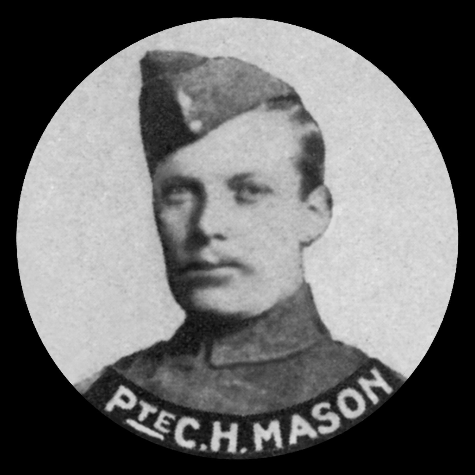 MASON Clarence Henry