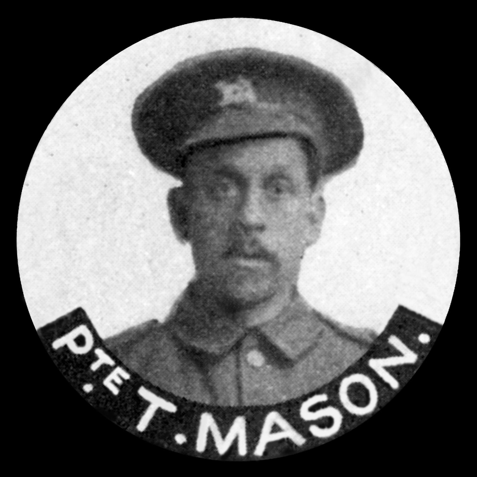 MASON Thomas