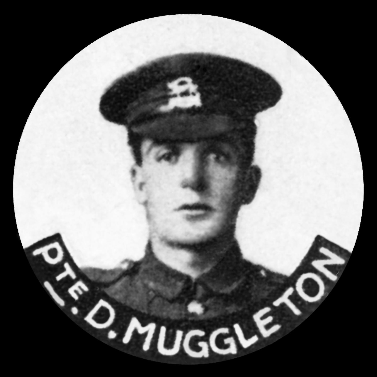 MUGGLETON Dick