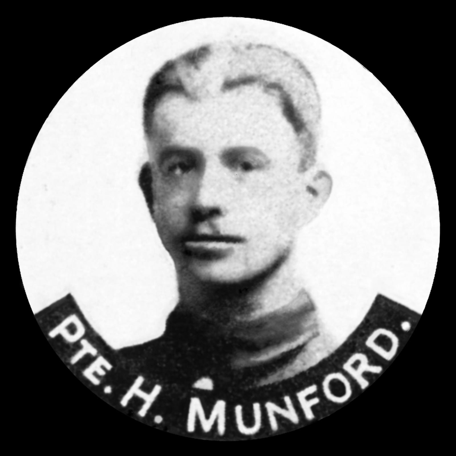 MUNFORD Henry