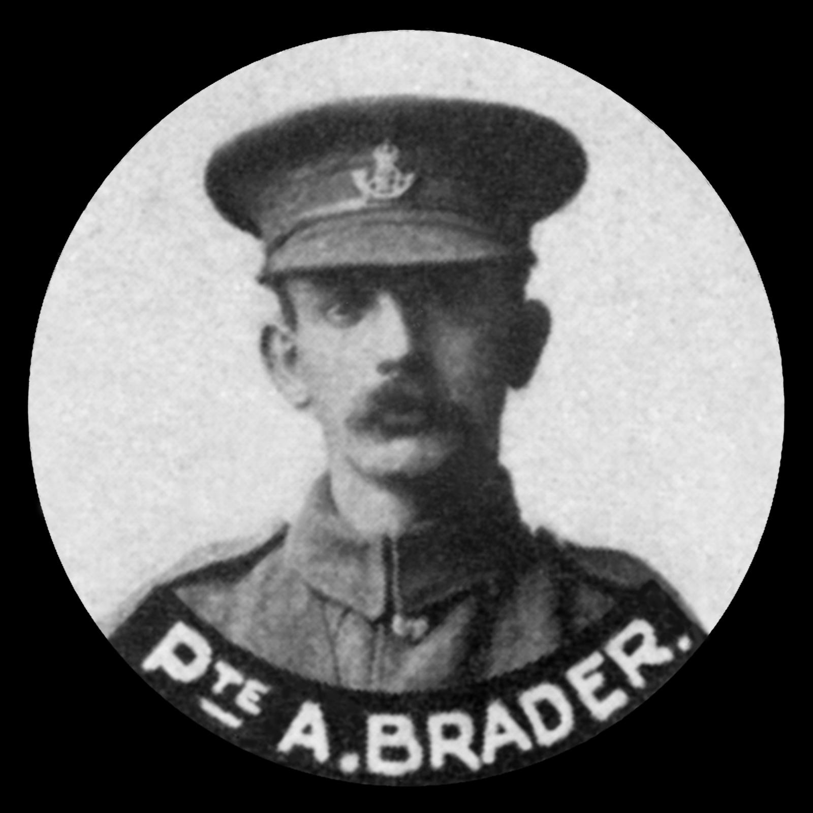 BRADER Arthur
