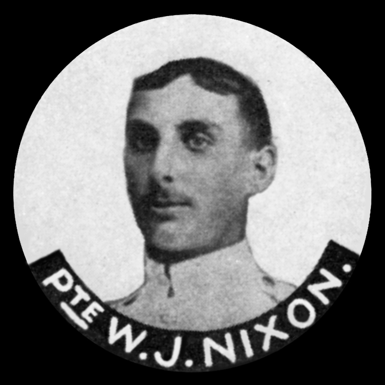 NIXON William John