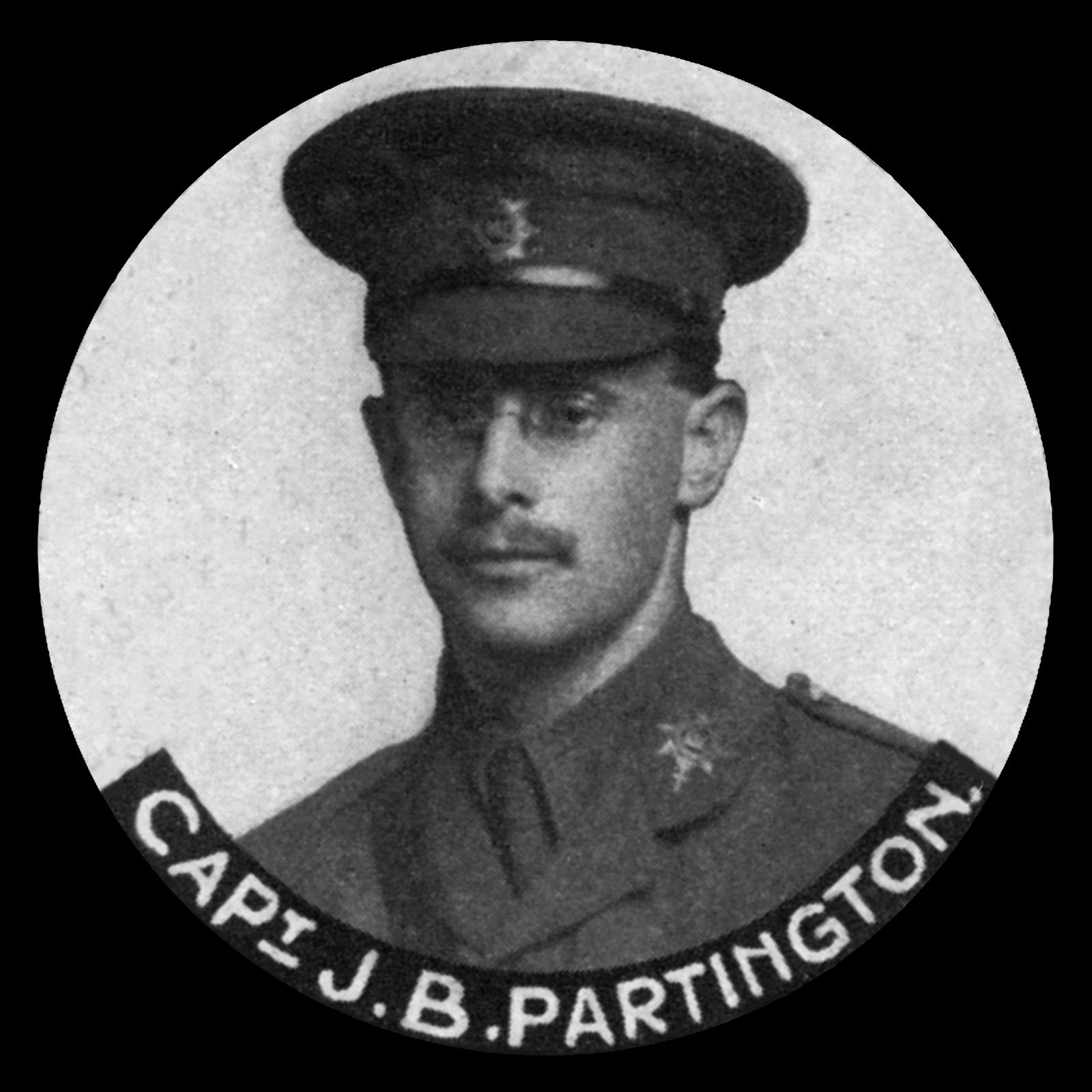 PARTINGTON John Bertram