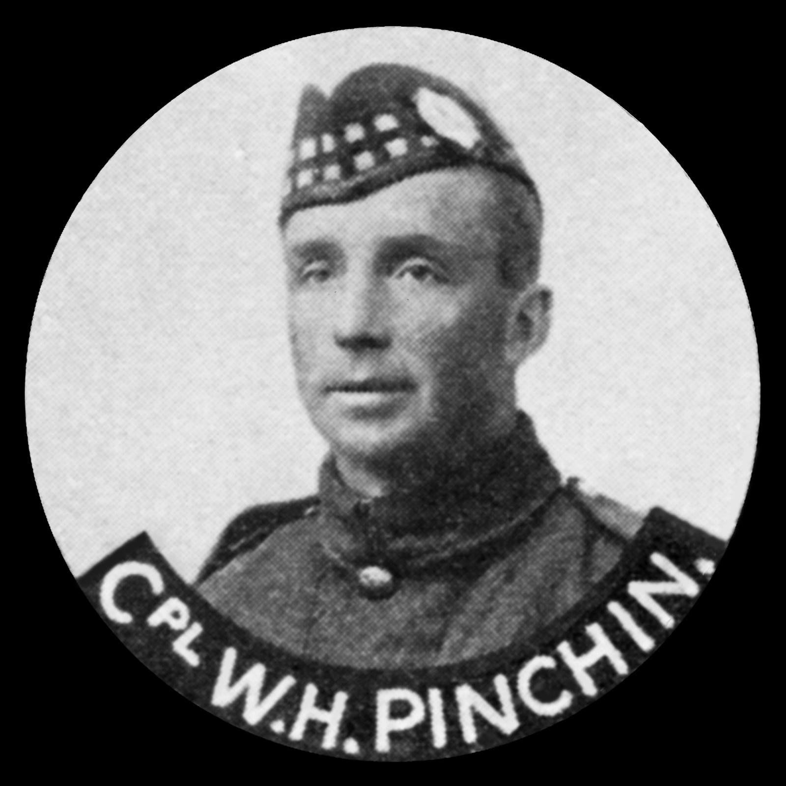 PINCHIN William Henry, DCM