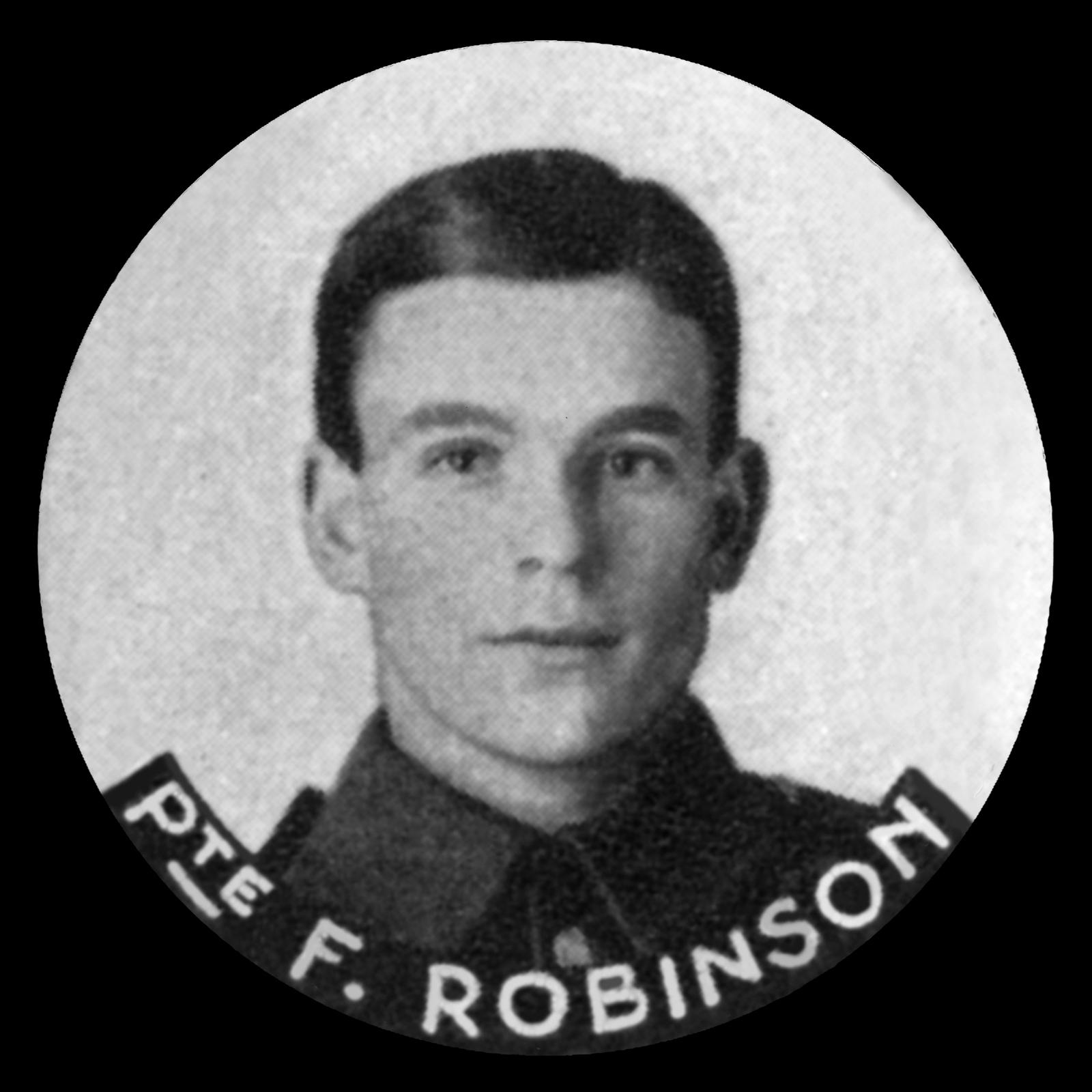 ROBINSON Frederick