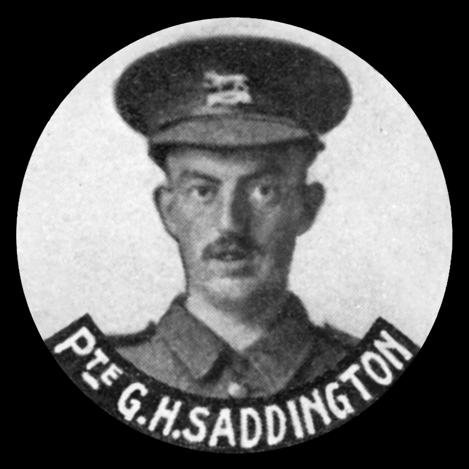 SADDINGTON George Henry