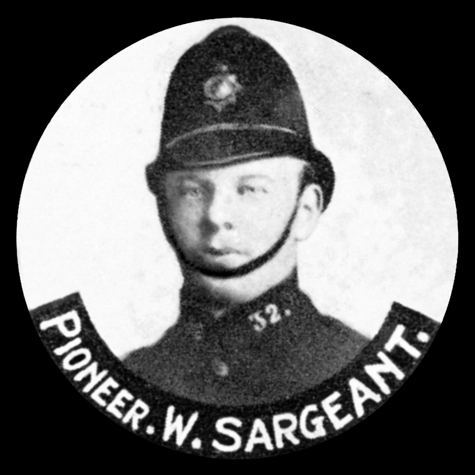 SARGEANT Walter