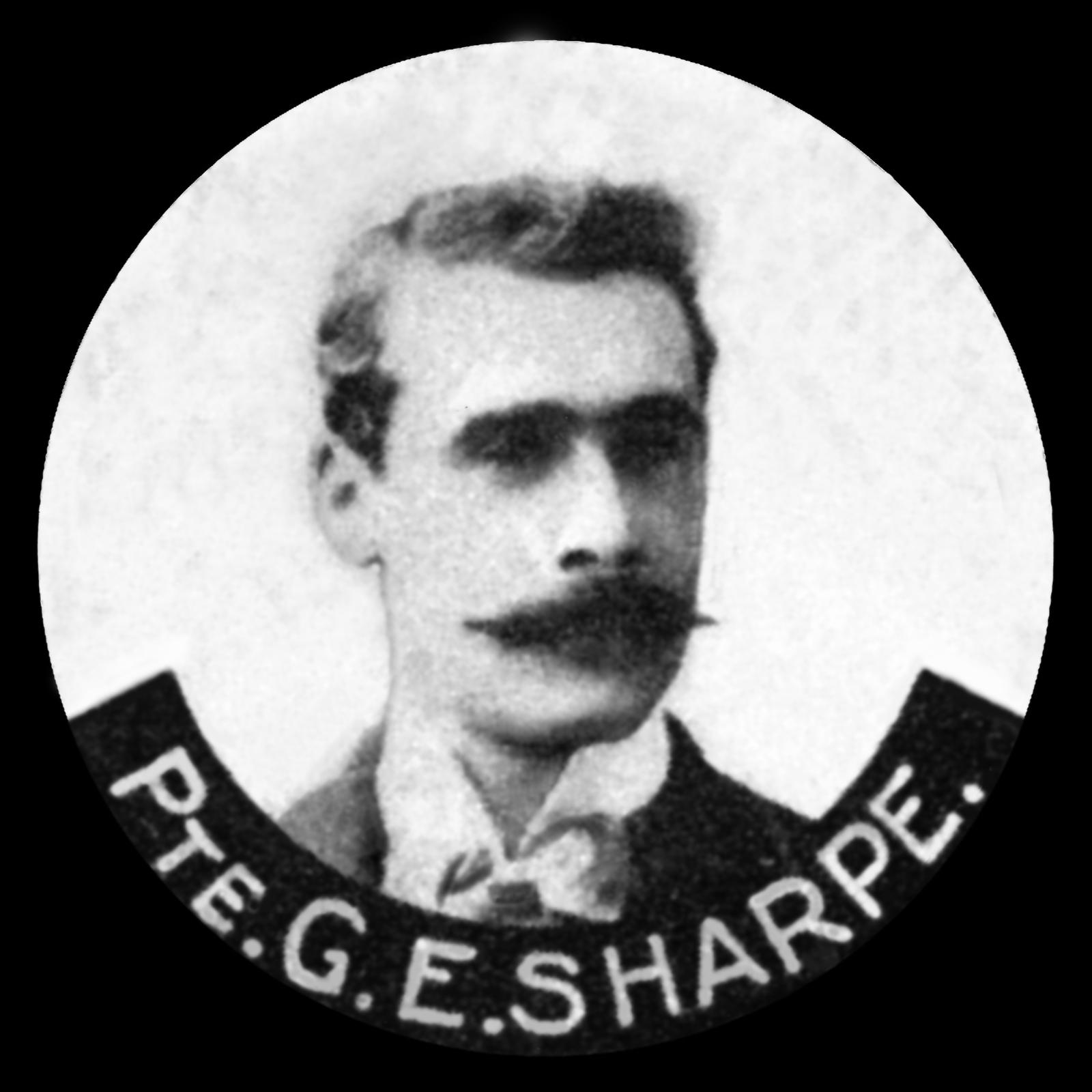 SHARPE George Ernest
