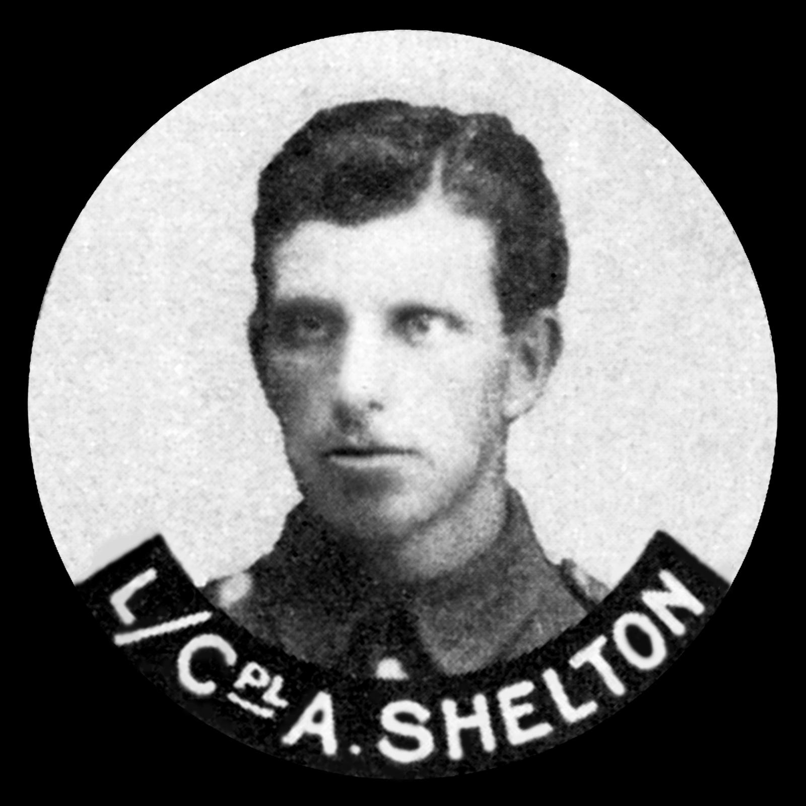 SHELTON Arthur